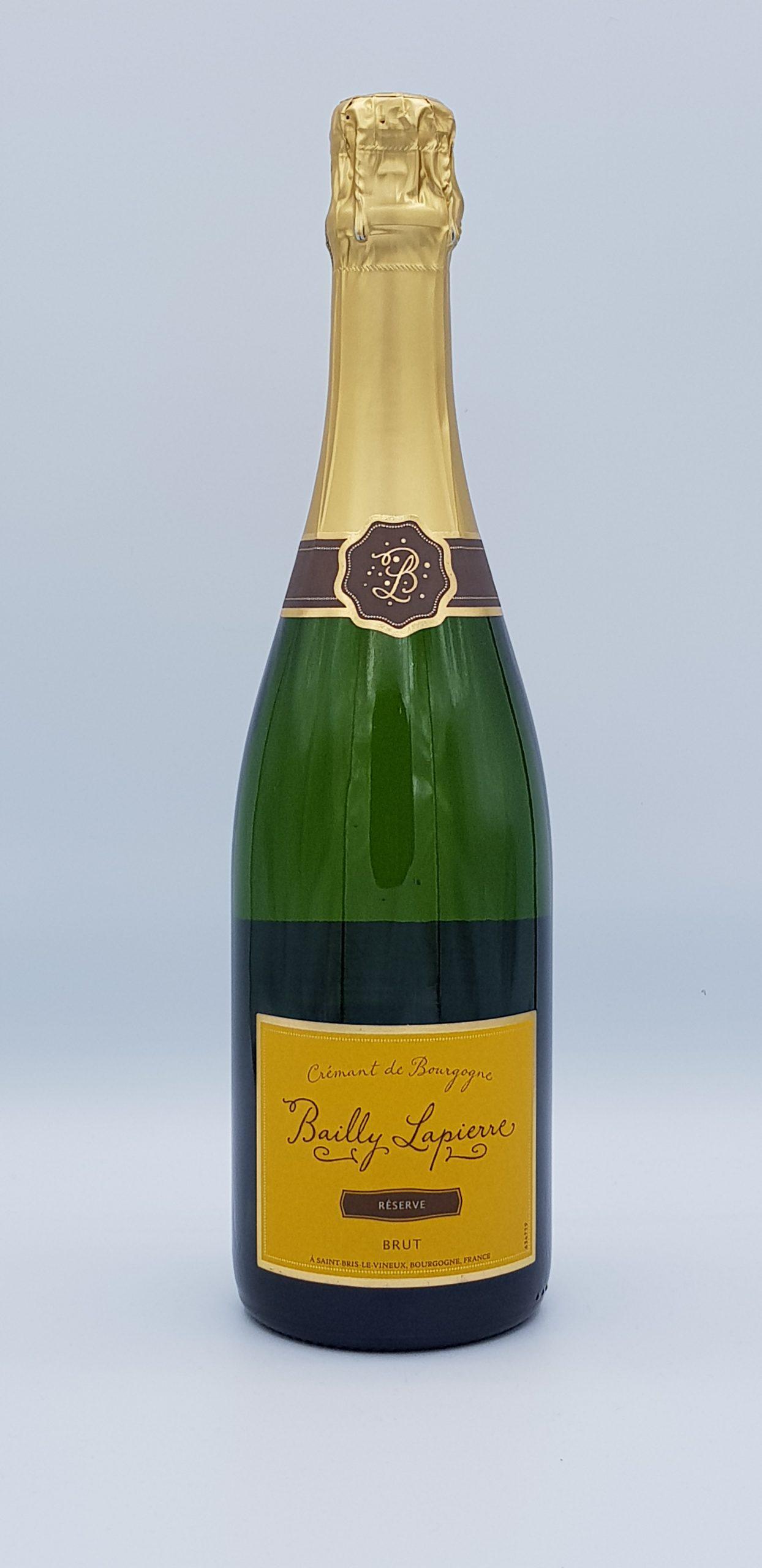 Cremant De Bourgogne Reserve Bailly Brut
