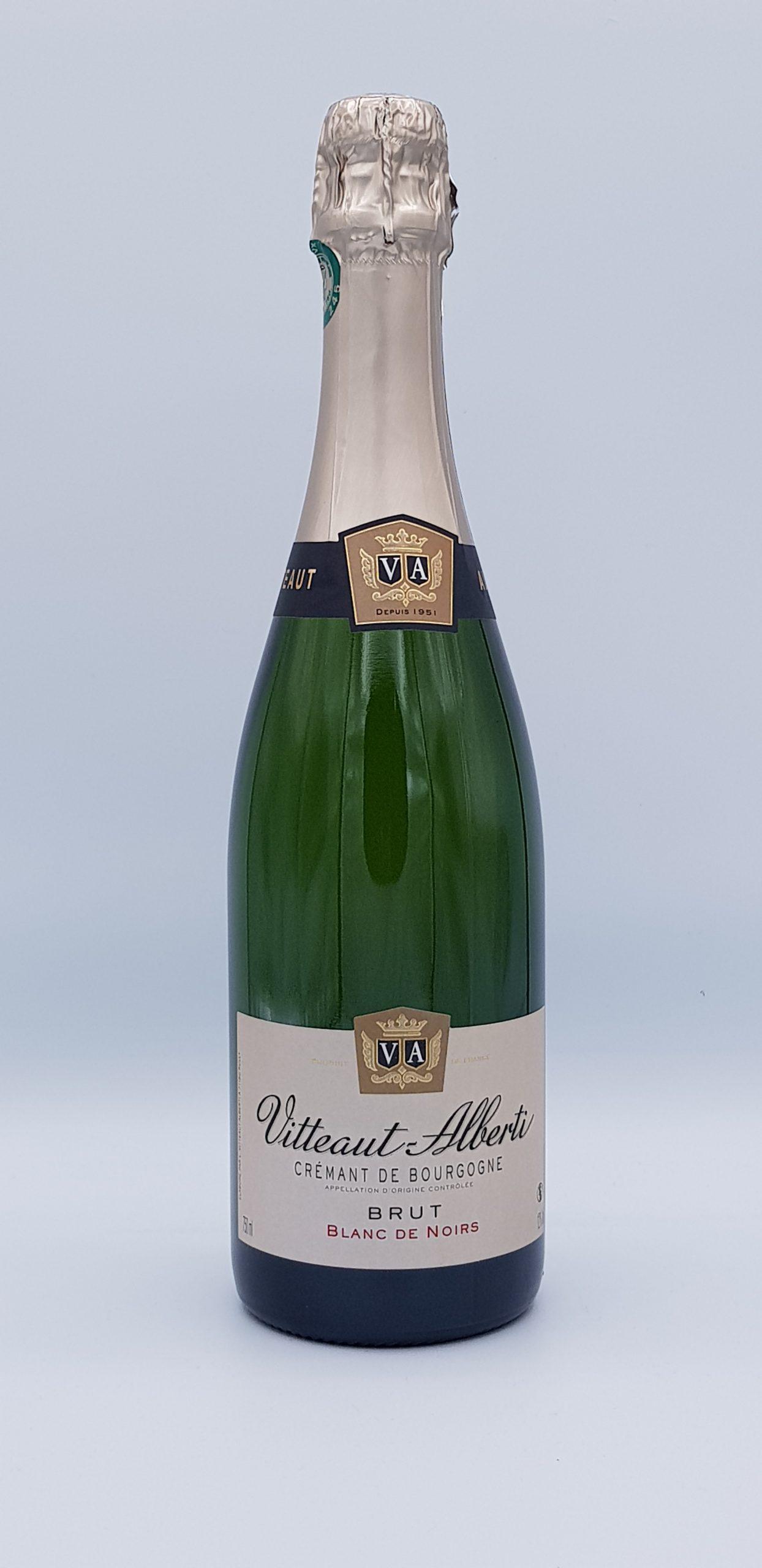 Cremant De Bourgogne Blanc De Noirs Vitteaut Alberti