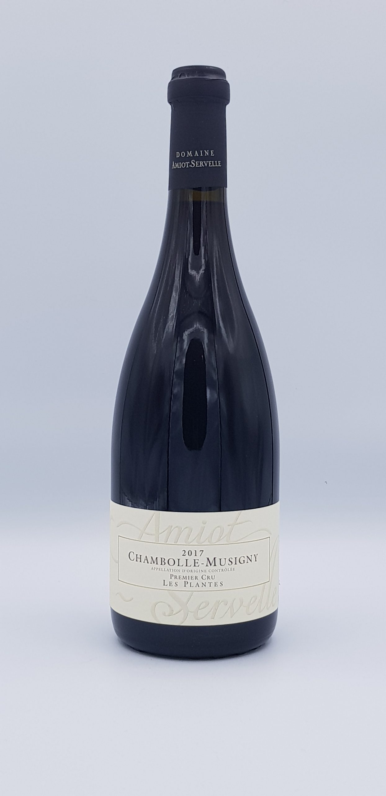 """Chambolle Musigny 1er Cru """"Les Plantes"""" 2017 Rouge"""