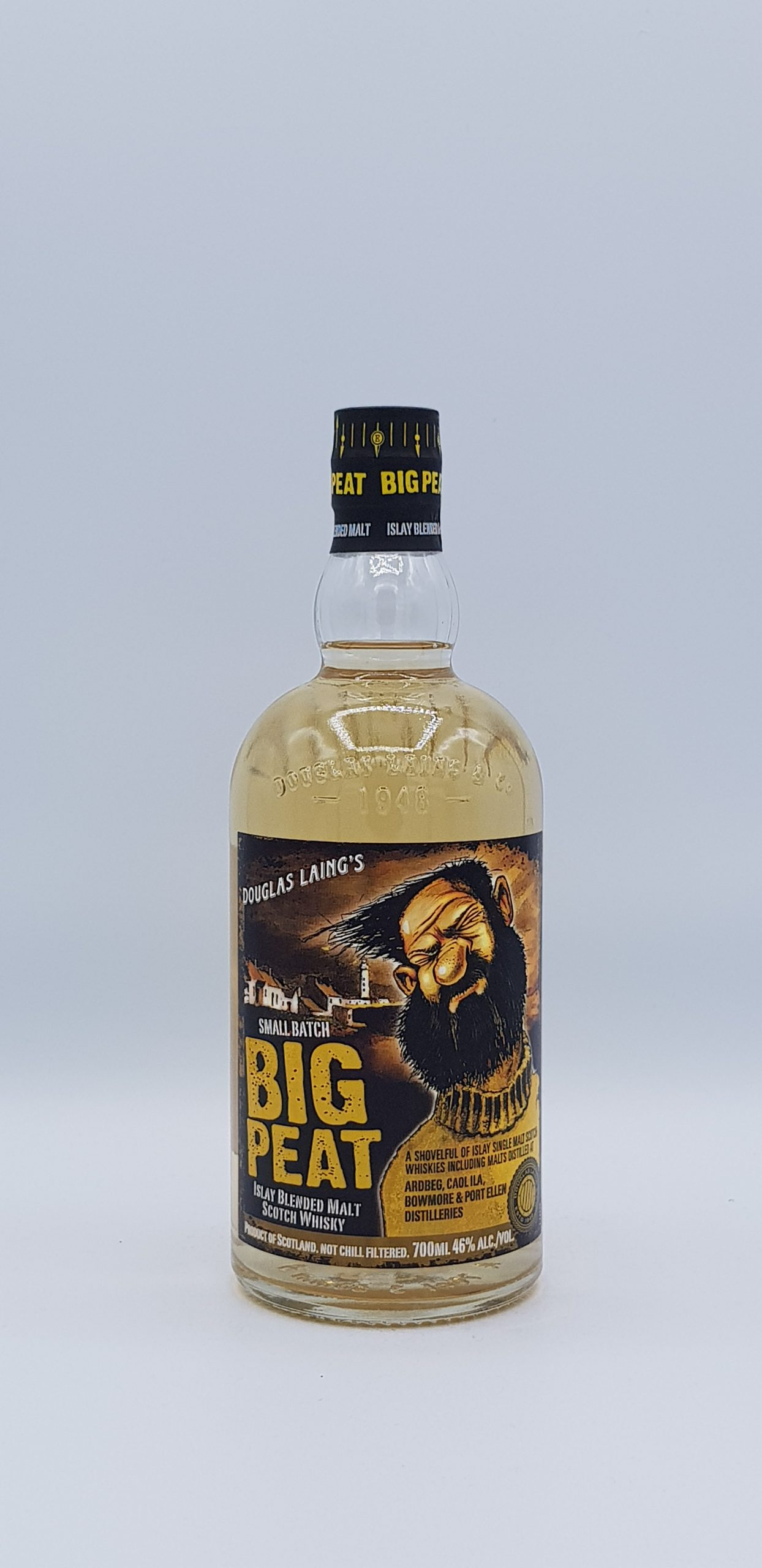 Whisky Big Peat Douglas Lainght And Co