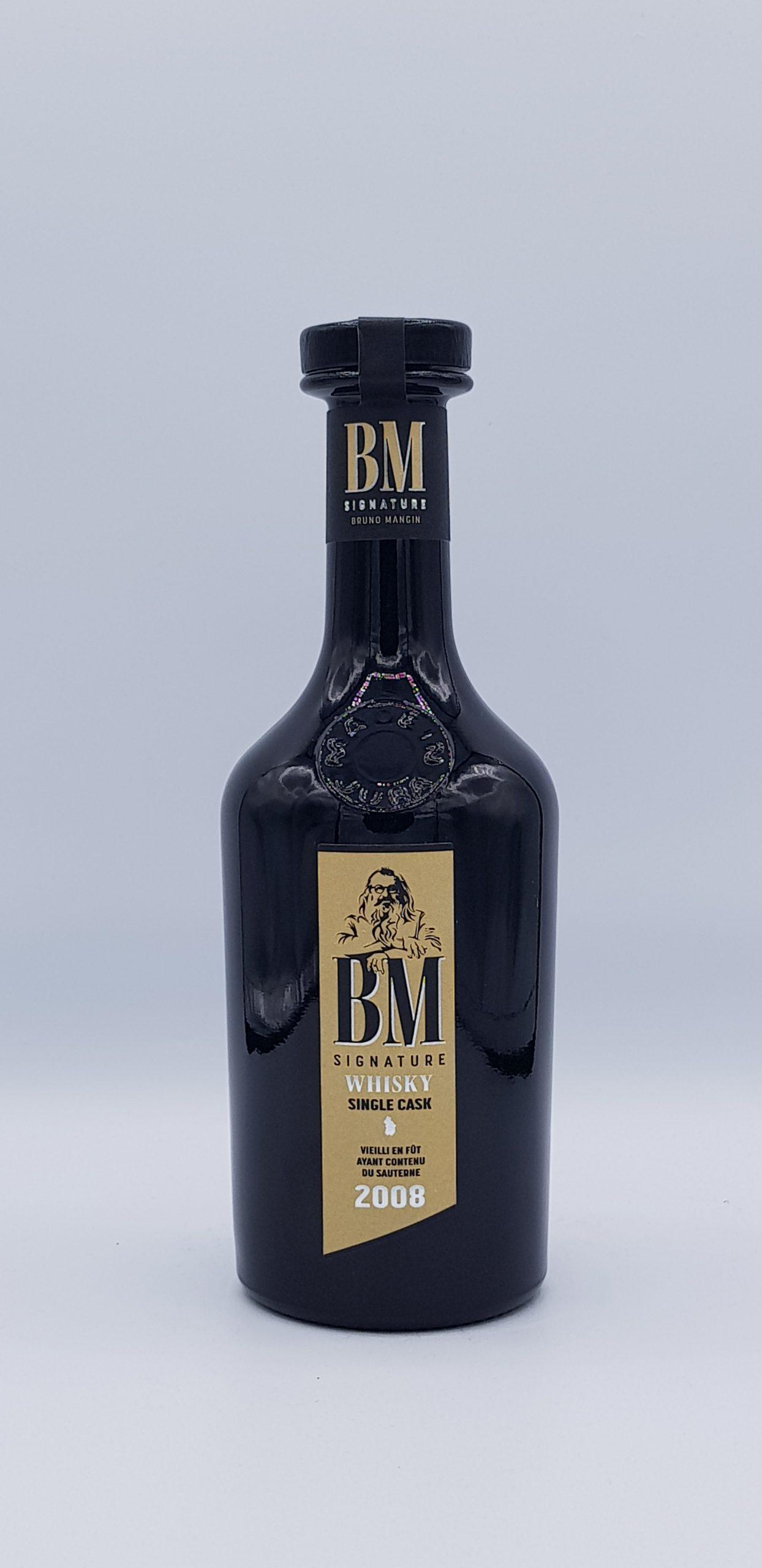 Whisky  Bm Signature Sauternes 2008