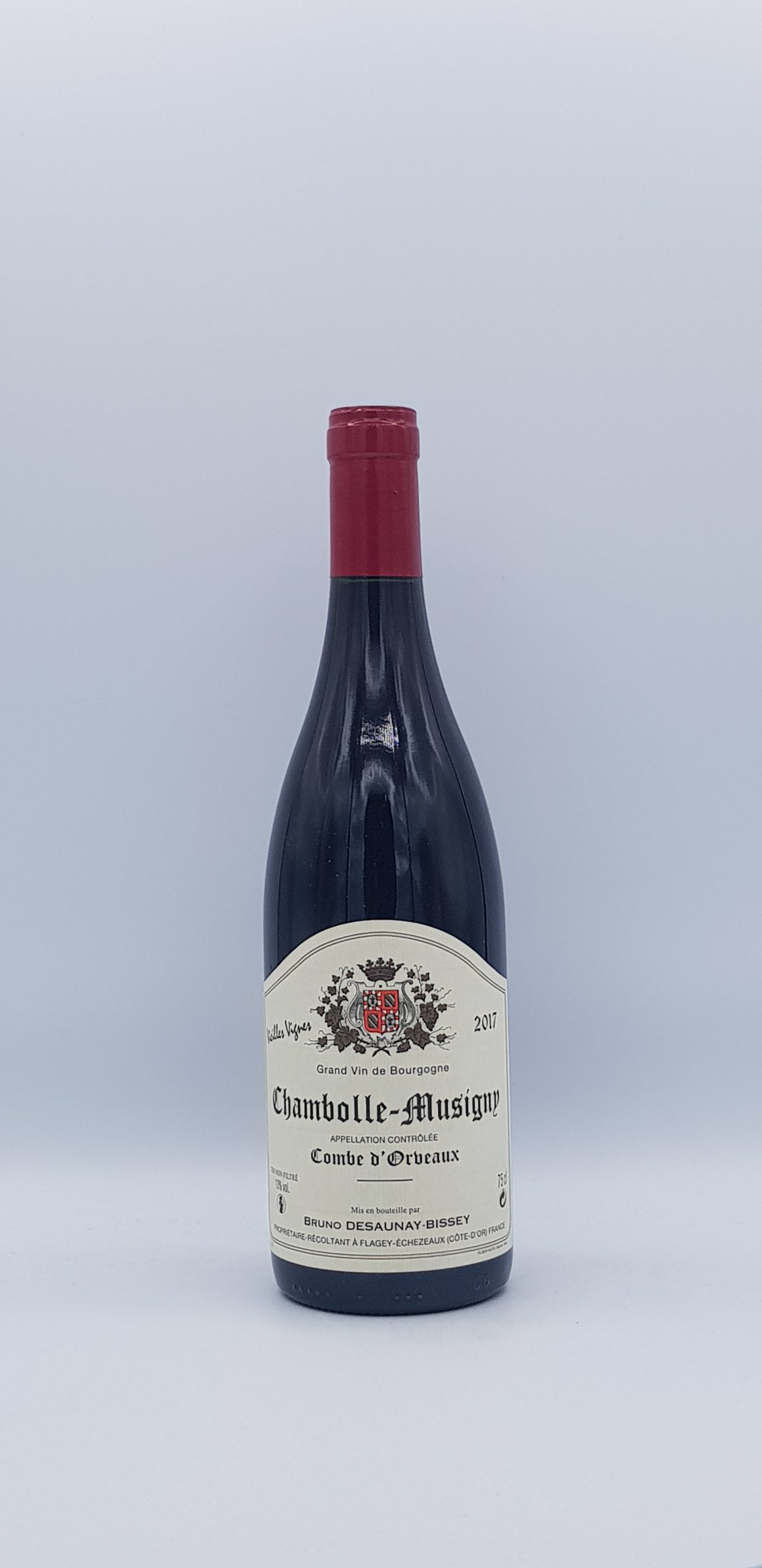 """Chambolle Musigny """"Combe D'Orveaux"""" 2017"""
