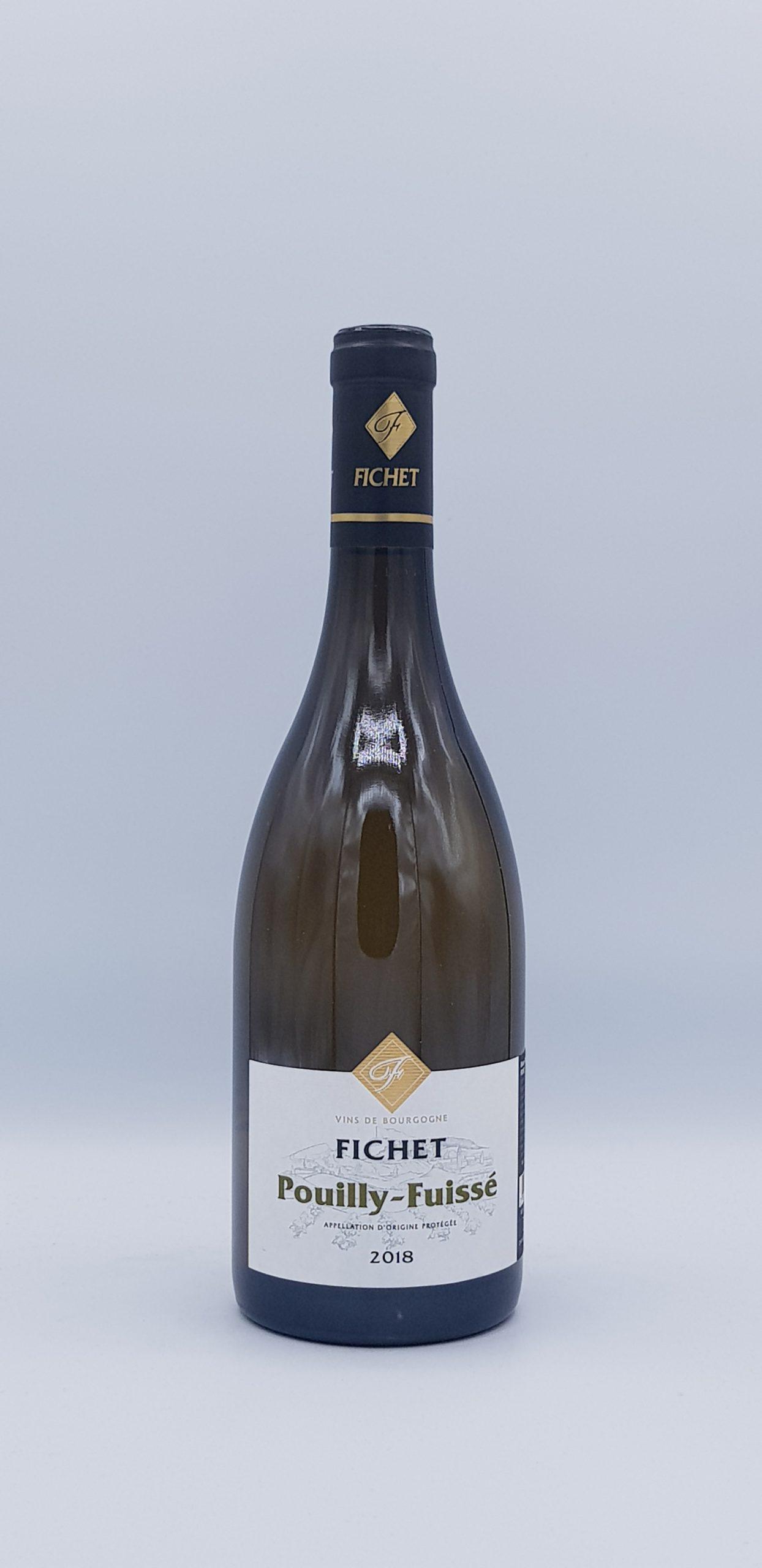 """Pouilly Fuisse """"Terroir De Fuisse"""" 2019 Blanc"""
