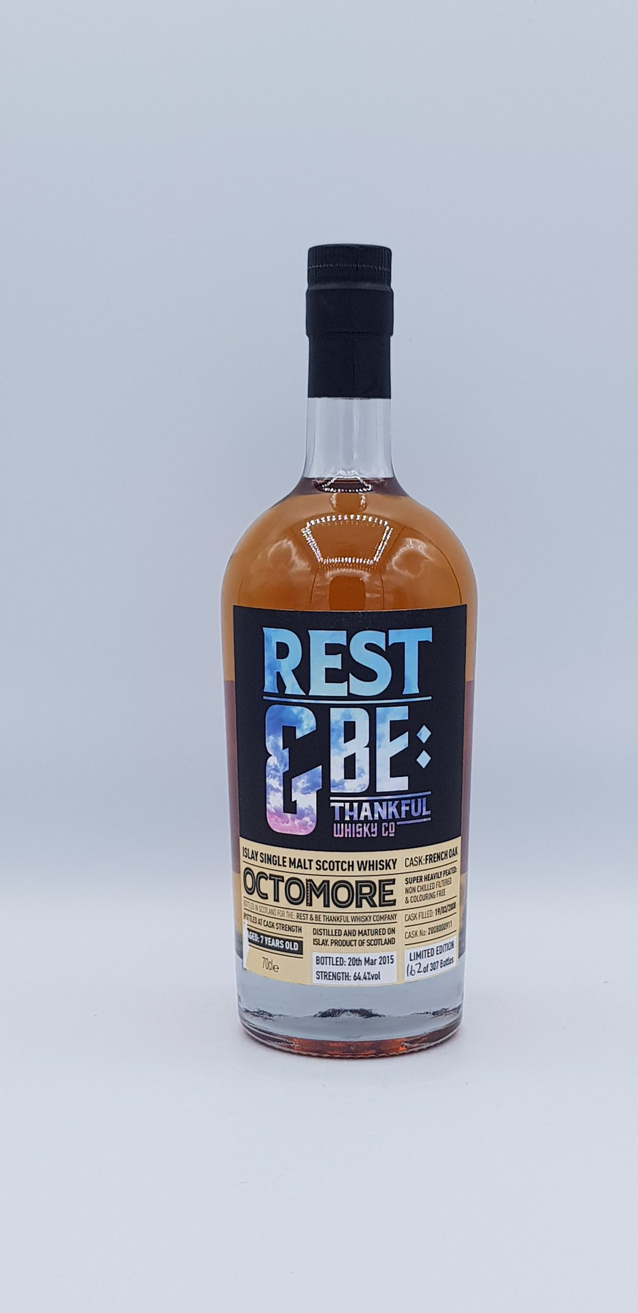 Whisky Octomore Rest And Be French Aok