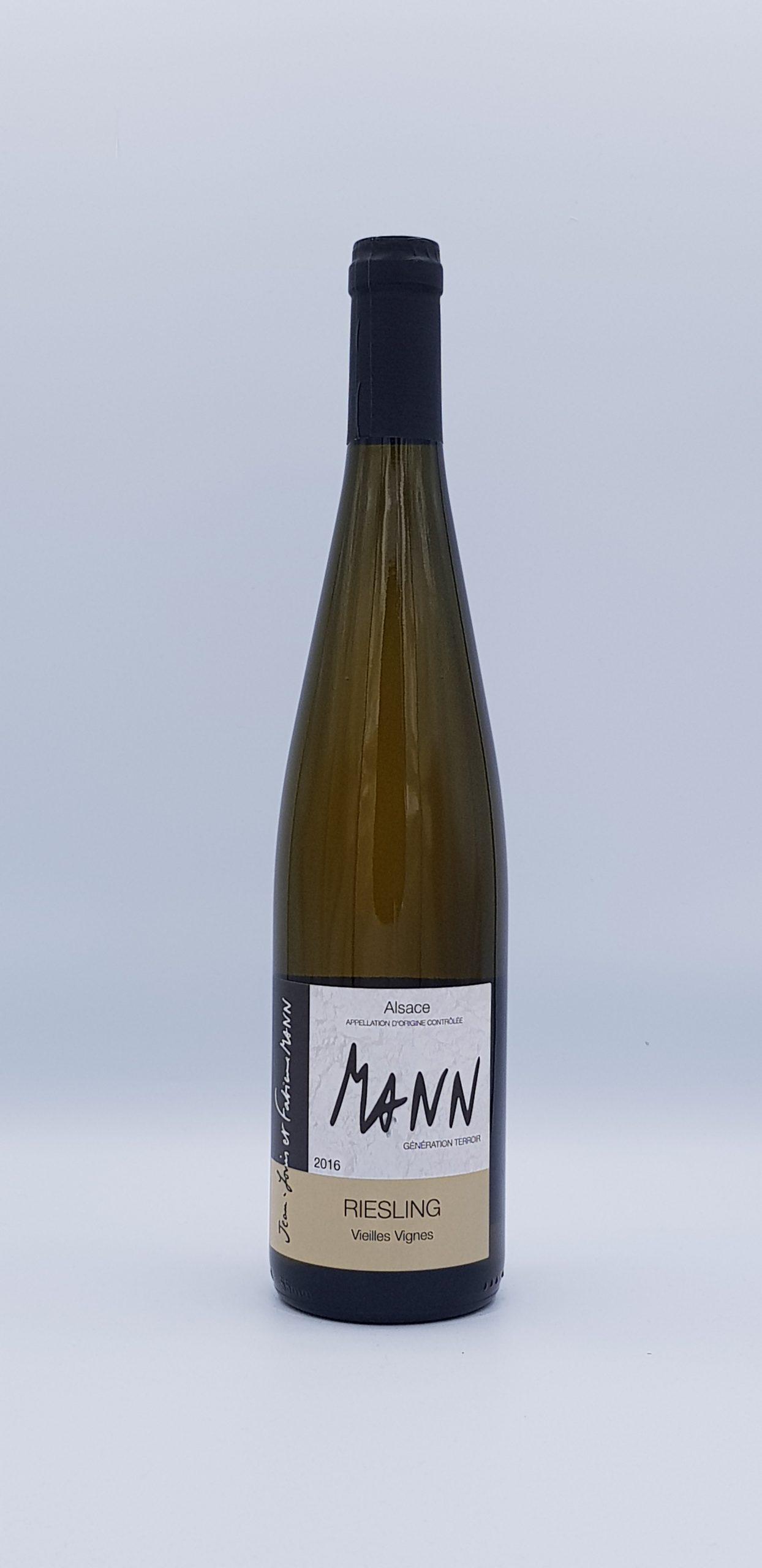 Riesling Vieille Vigne 2016 Blanc