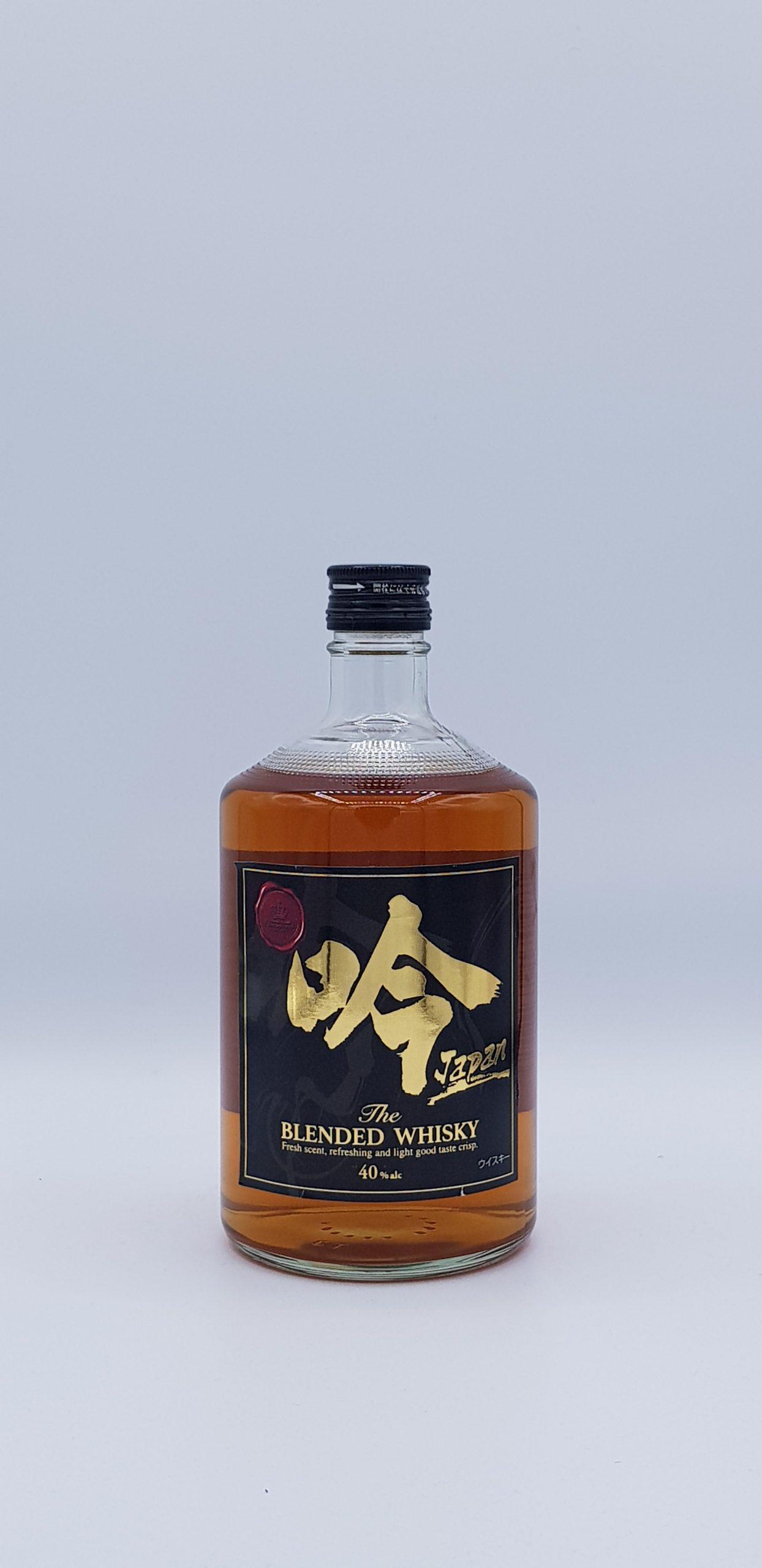 Whisky Belluna Blended Japon 40% 70 cl