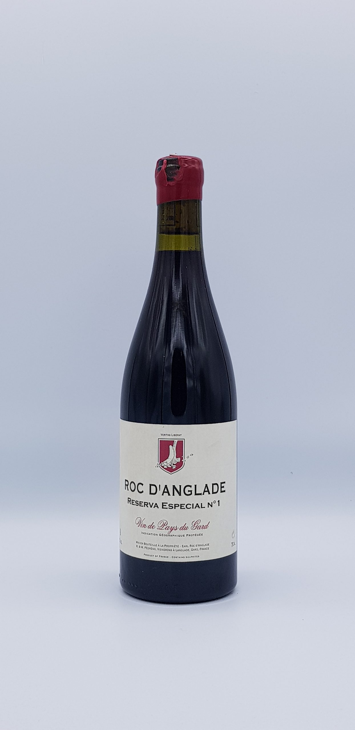 "Vin De Pays Du Gard ""Reserva Espacial"""