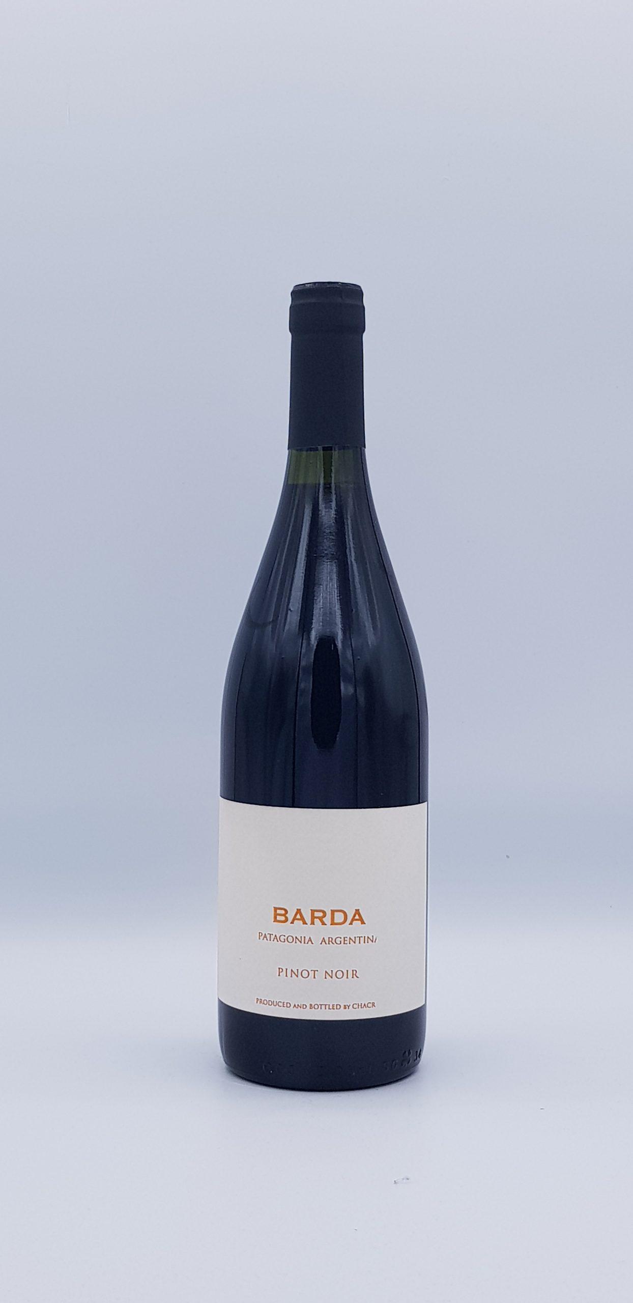 Barda 2016 Pinot Noir Bodega Chacra Patagonia