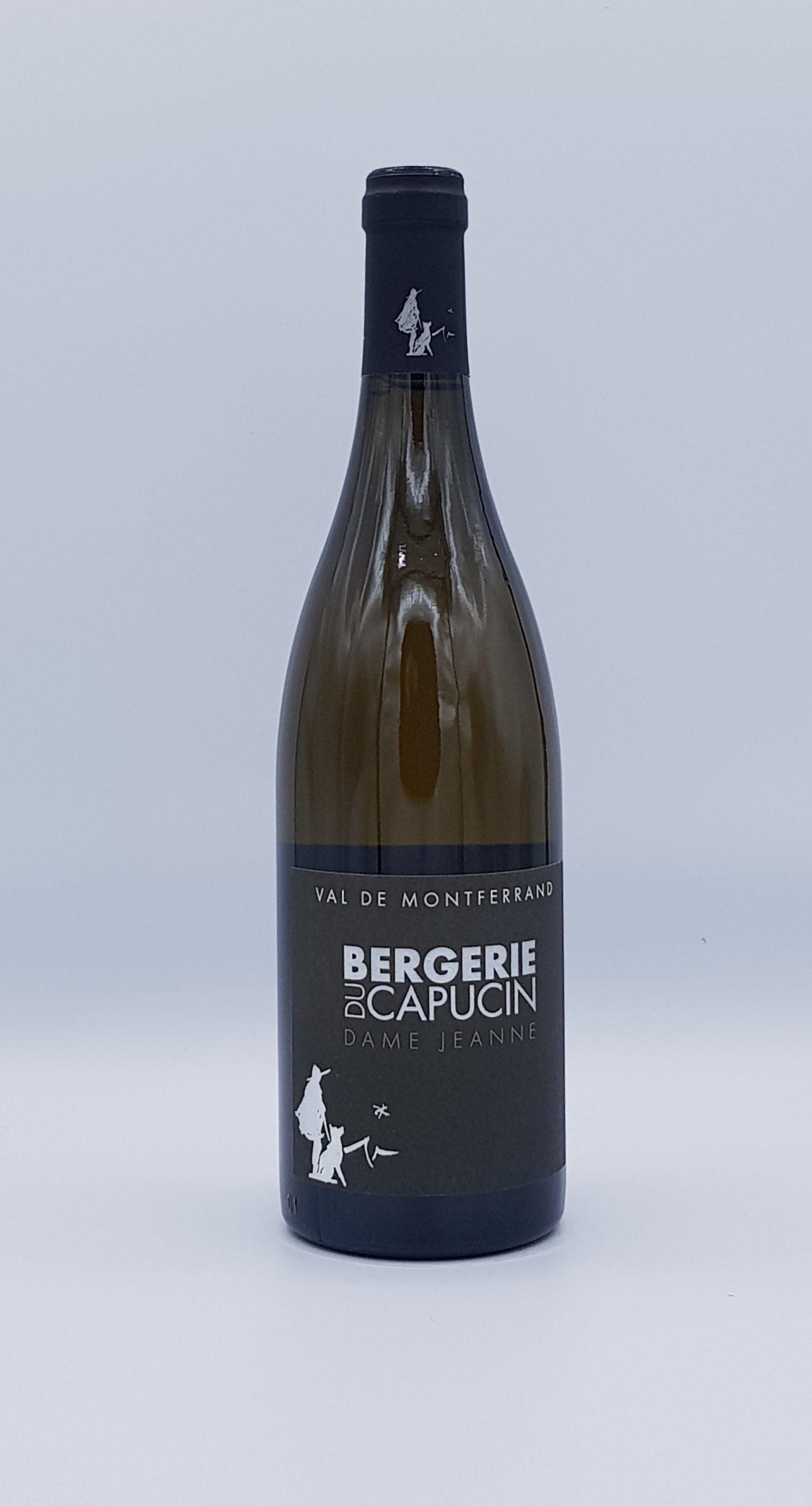 "Vin De France ""Bergerie Dame Jeanne"" 2015 Blanc"