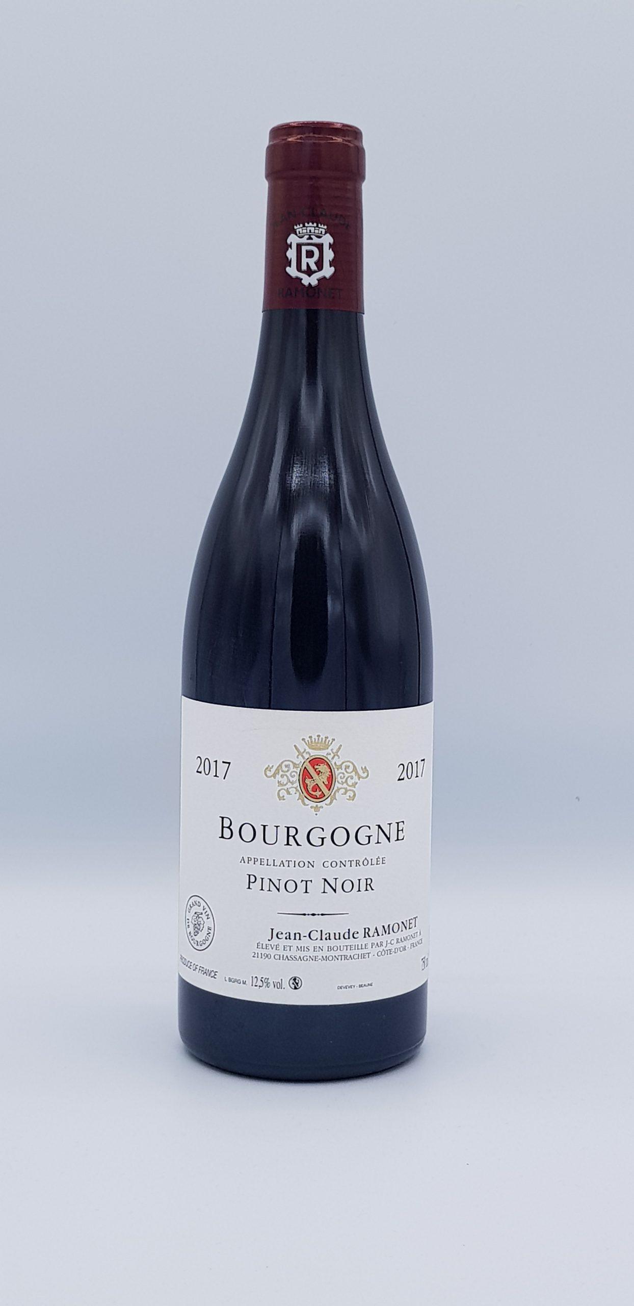 Bourgogne Pinot Noir 2017 Domaine Ramonet