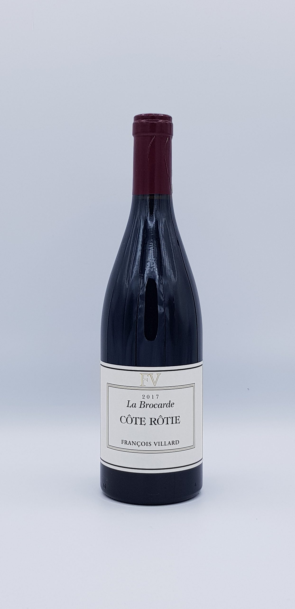 Rhone Cote Rotie 2017 Rouge La Brocarde