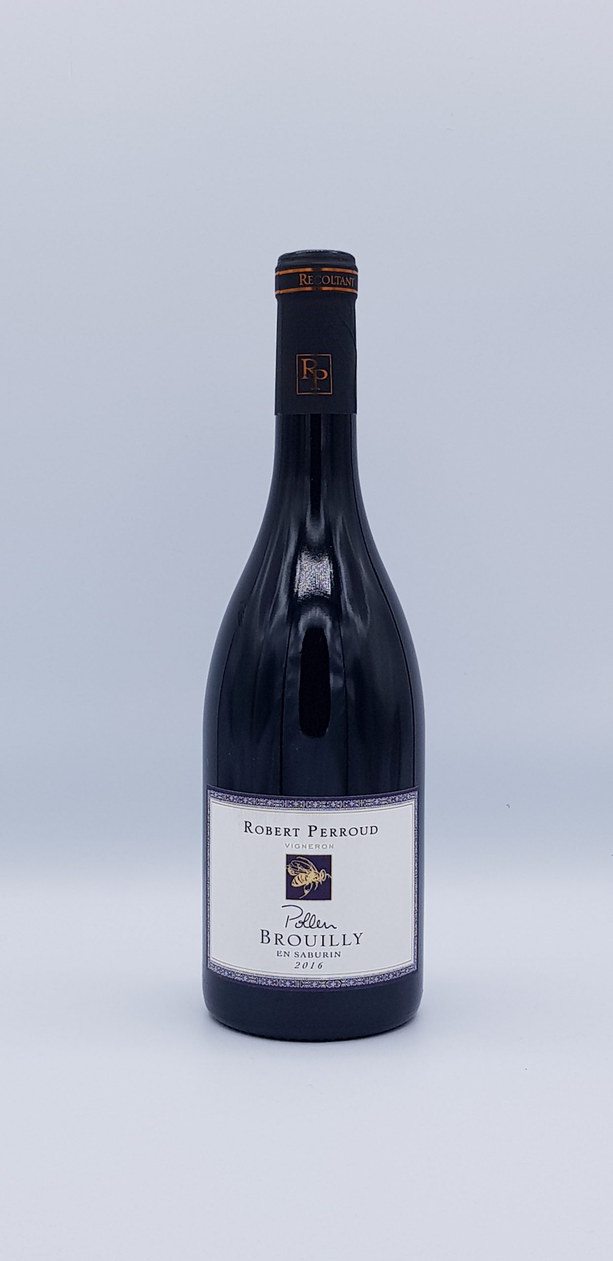 """Beaujolais Brouilly """"Pollen"""" Rouge 2016"""