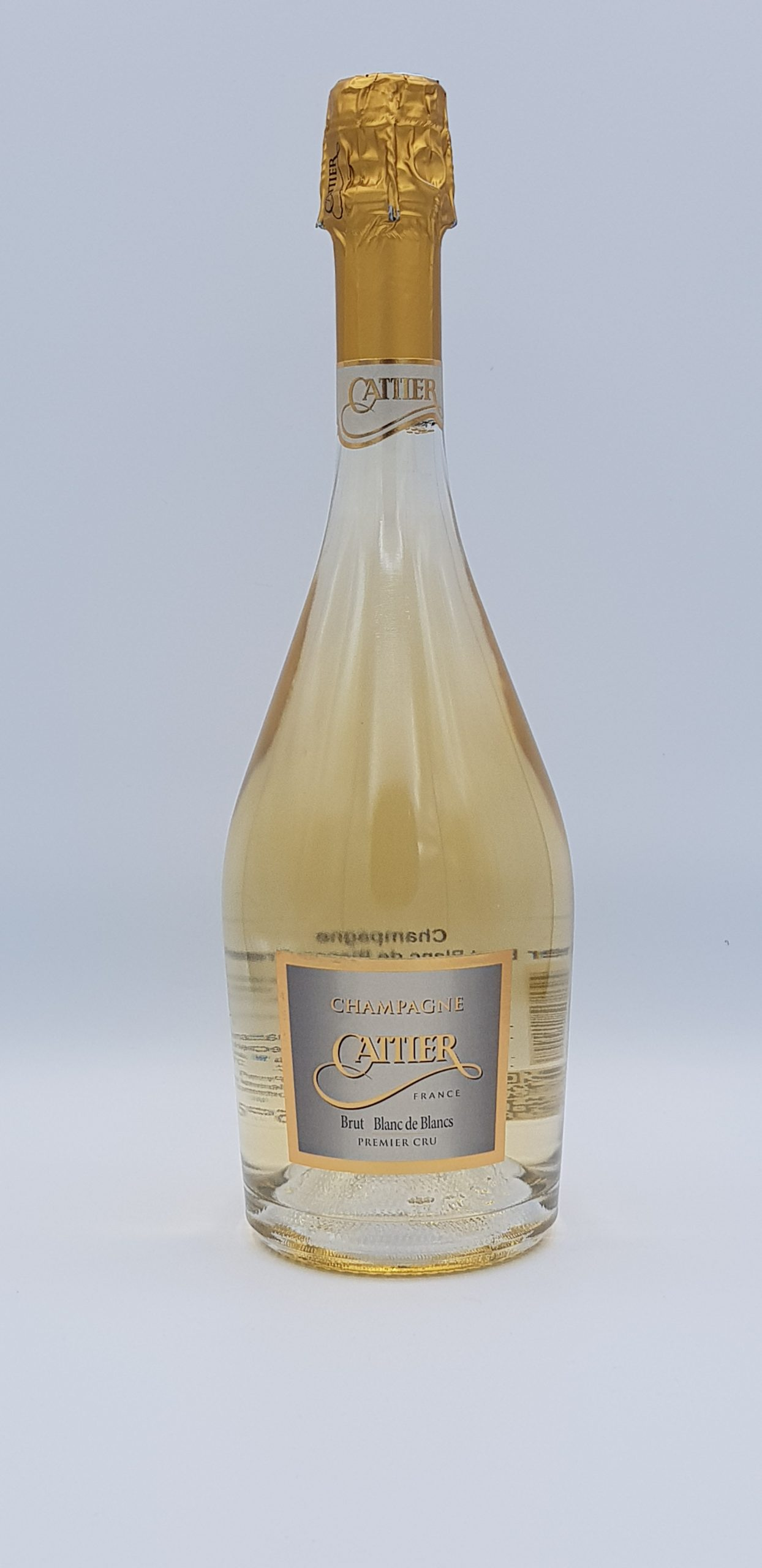 Champagne Cattier Brut Blanc De Blanc