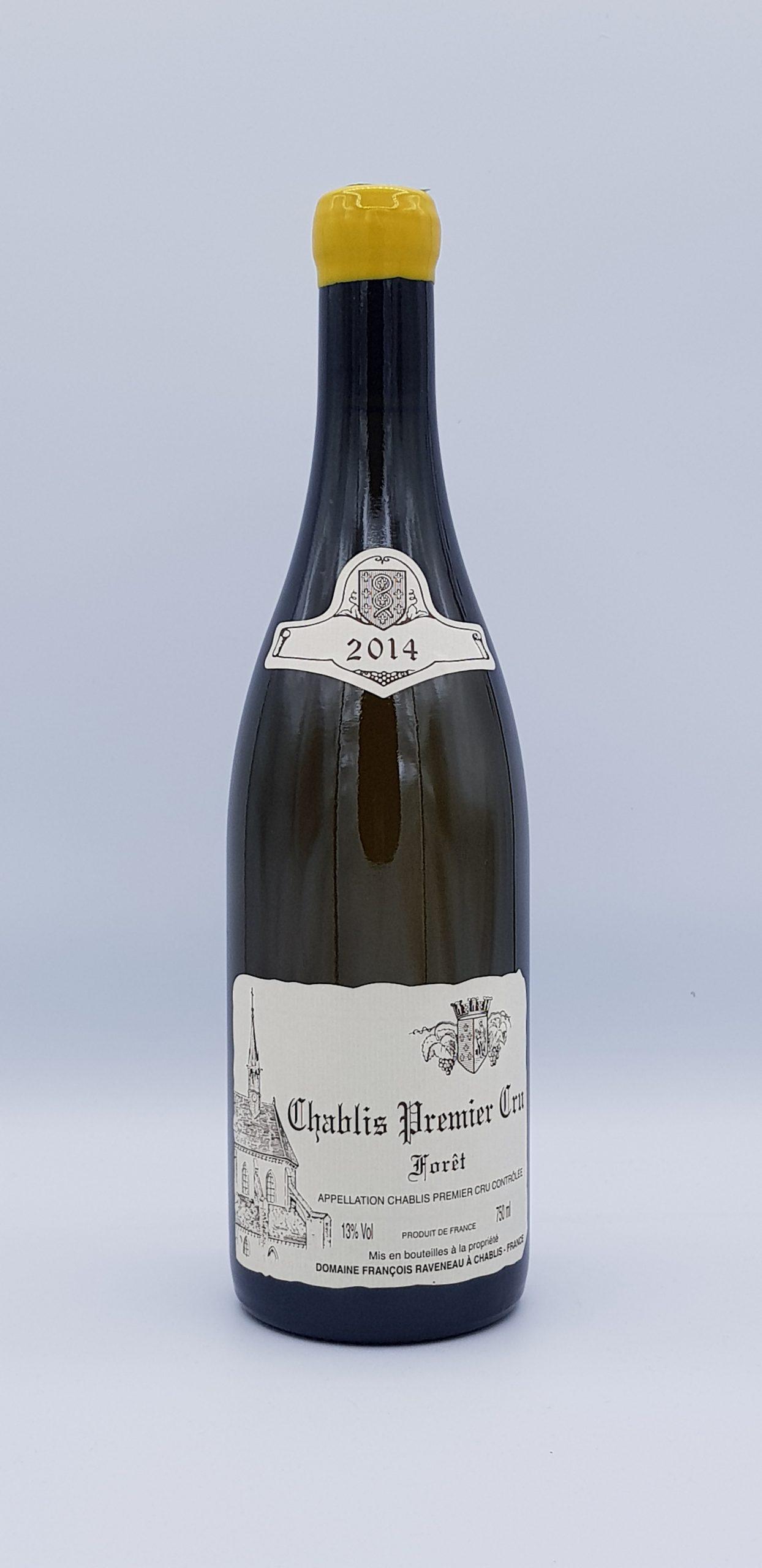 Bourgogne Chablis 1Er Cru 2014 Forets