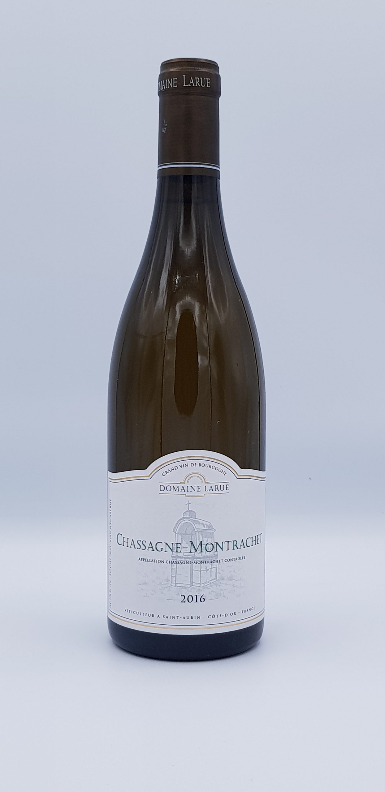 Bourgogne Chassagne Montrachet 2016 Blanc Dom Larue
