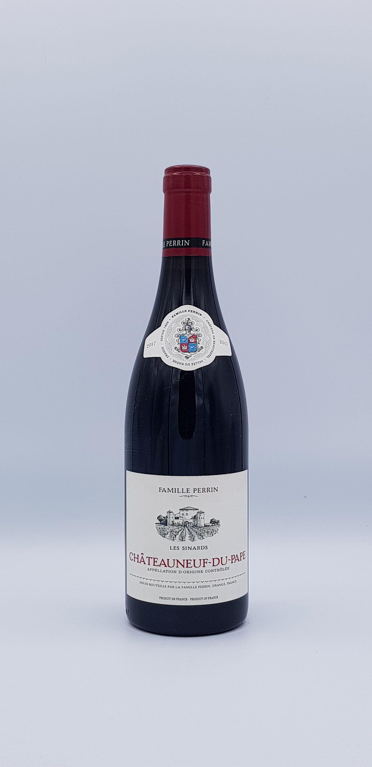"Chateauneuf Du Pape ""Sinard"" 2017 Rouge"