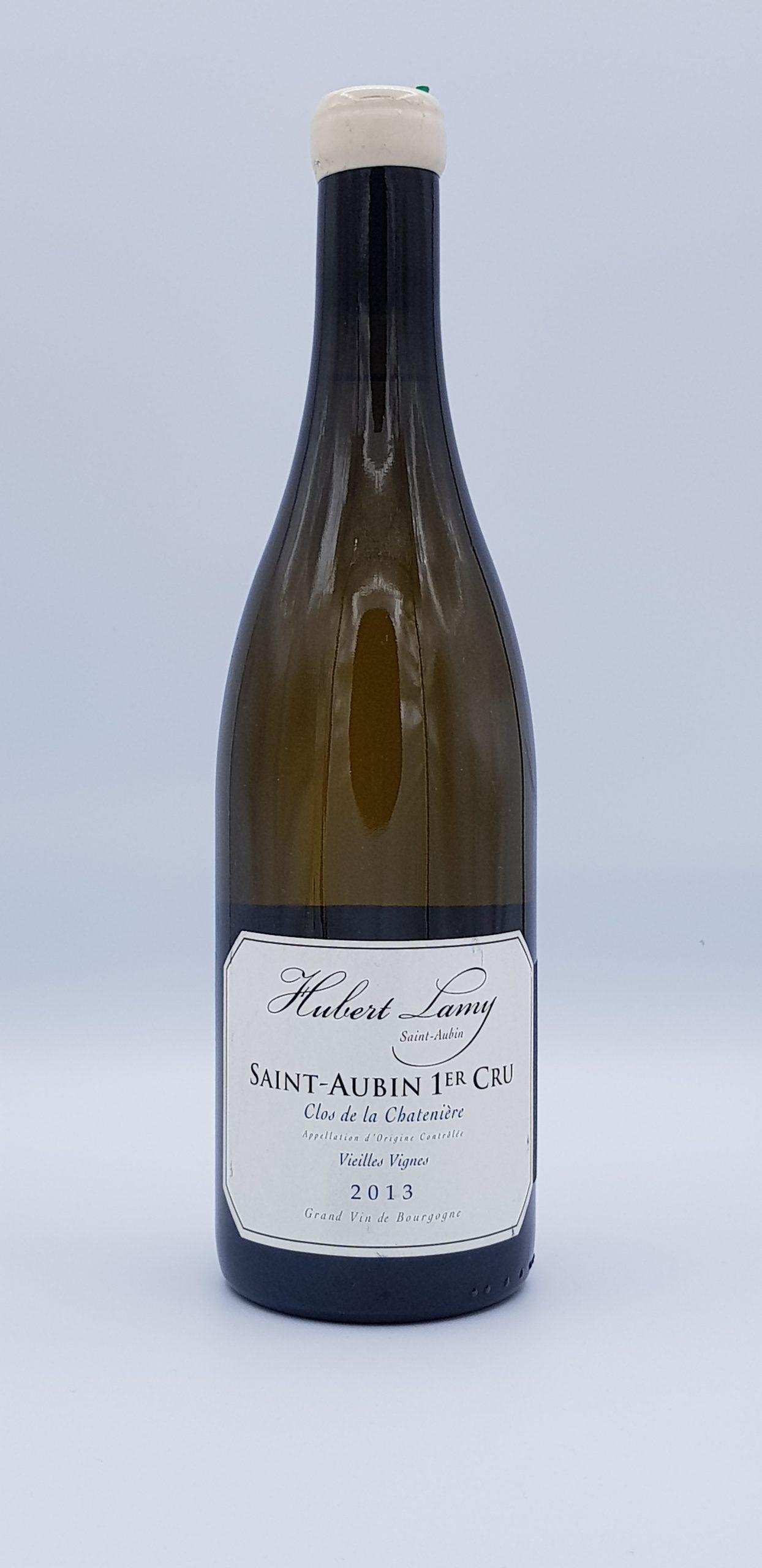 "Saint Aubin 1er Cru  ""Clos De La Chateniere"" 2013 Blanc"