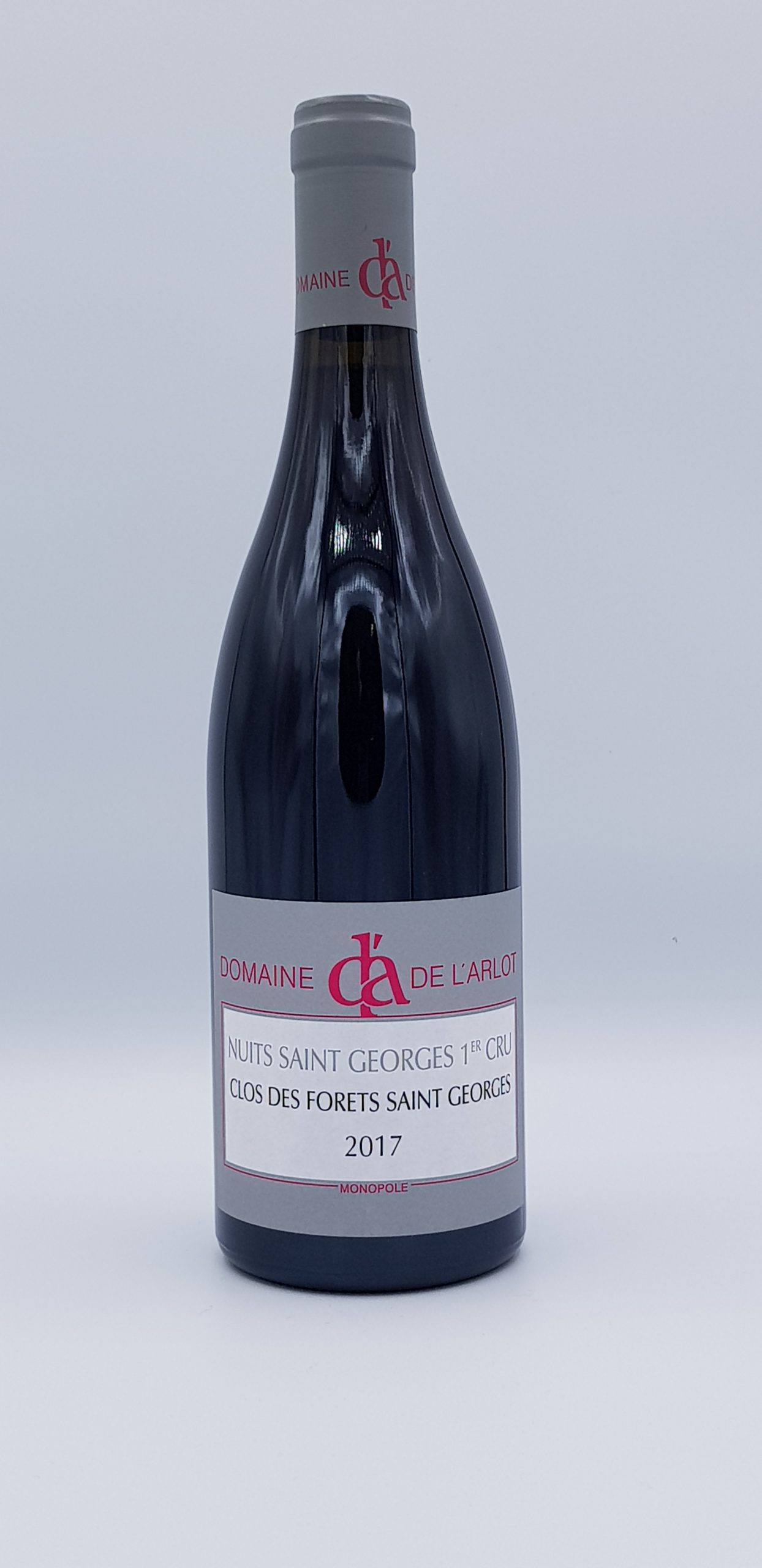 "Nuits Saint Georges 1er Cru ""Clos de l'Arlot"" 2018 Blanc"