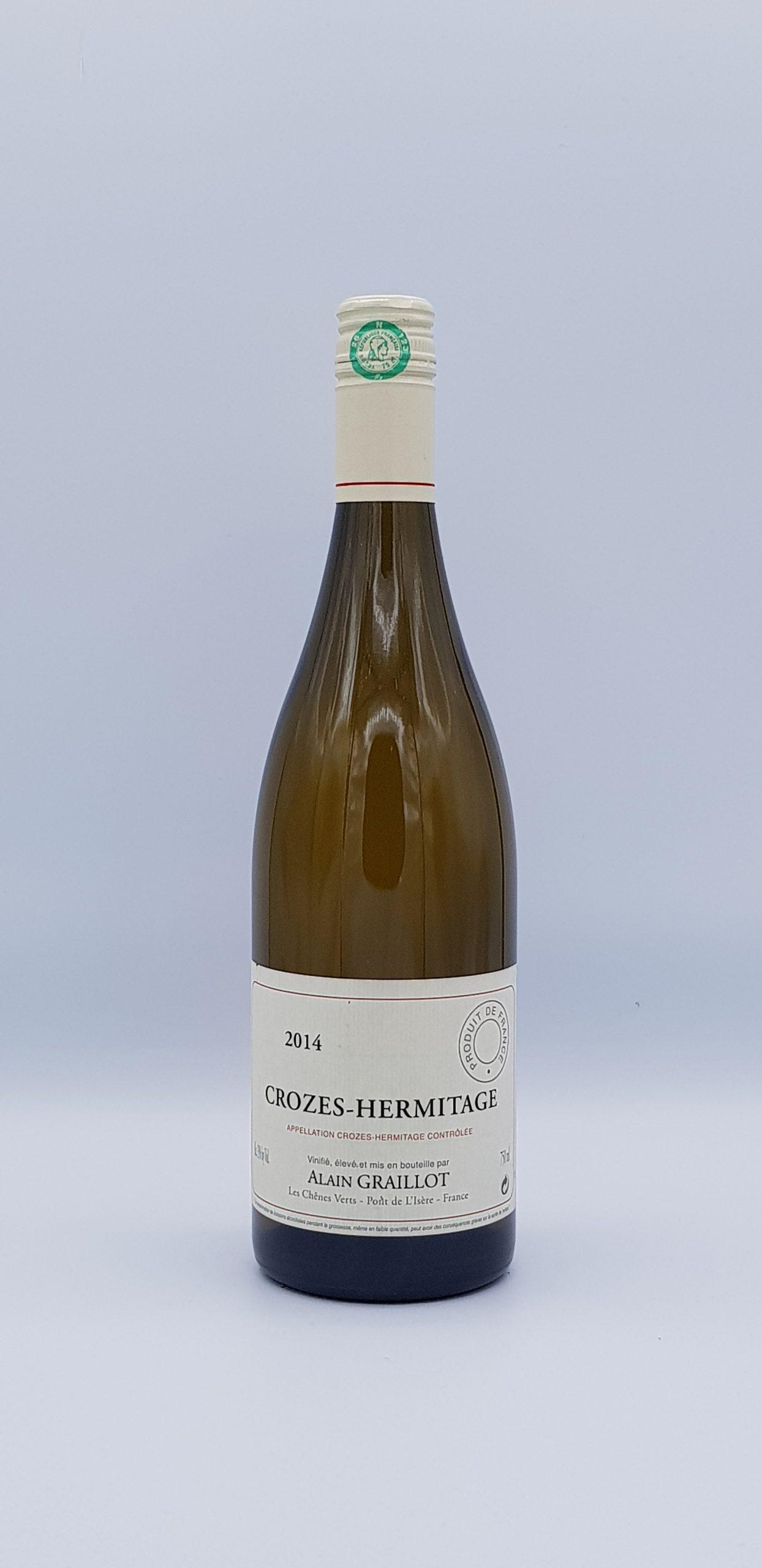 Croze Hermitage Blanc 2014