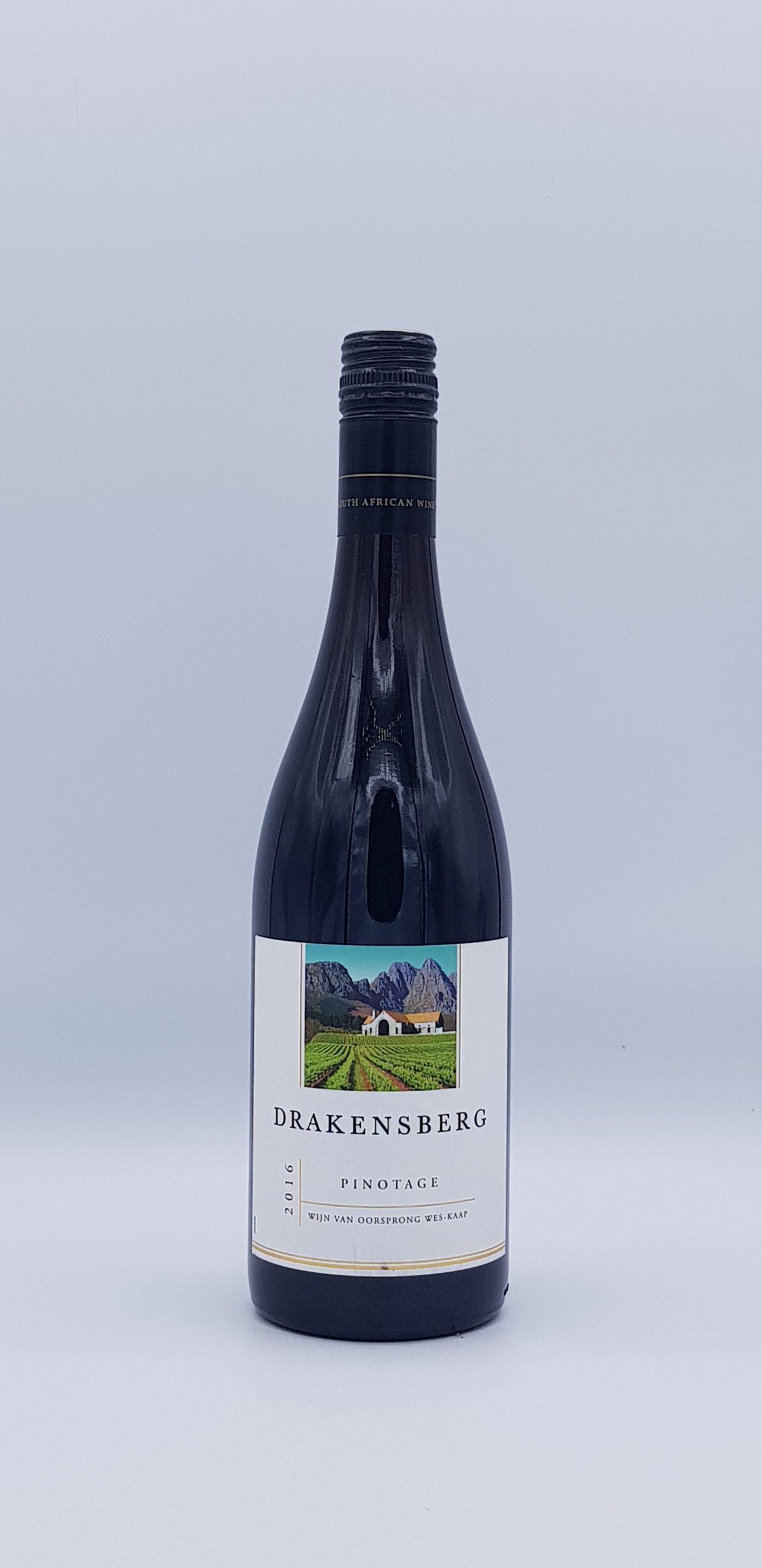 Drakensberg Pinotage 2016