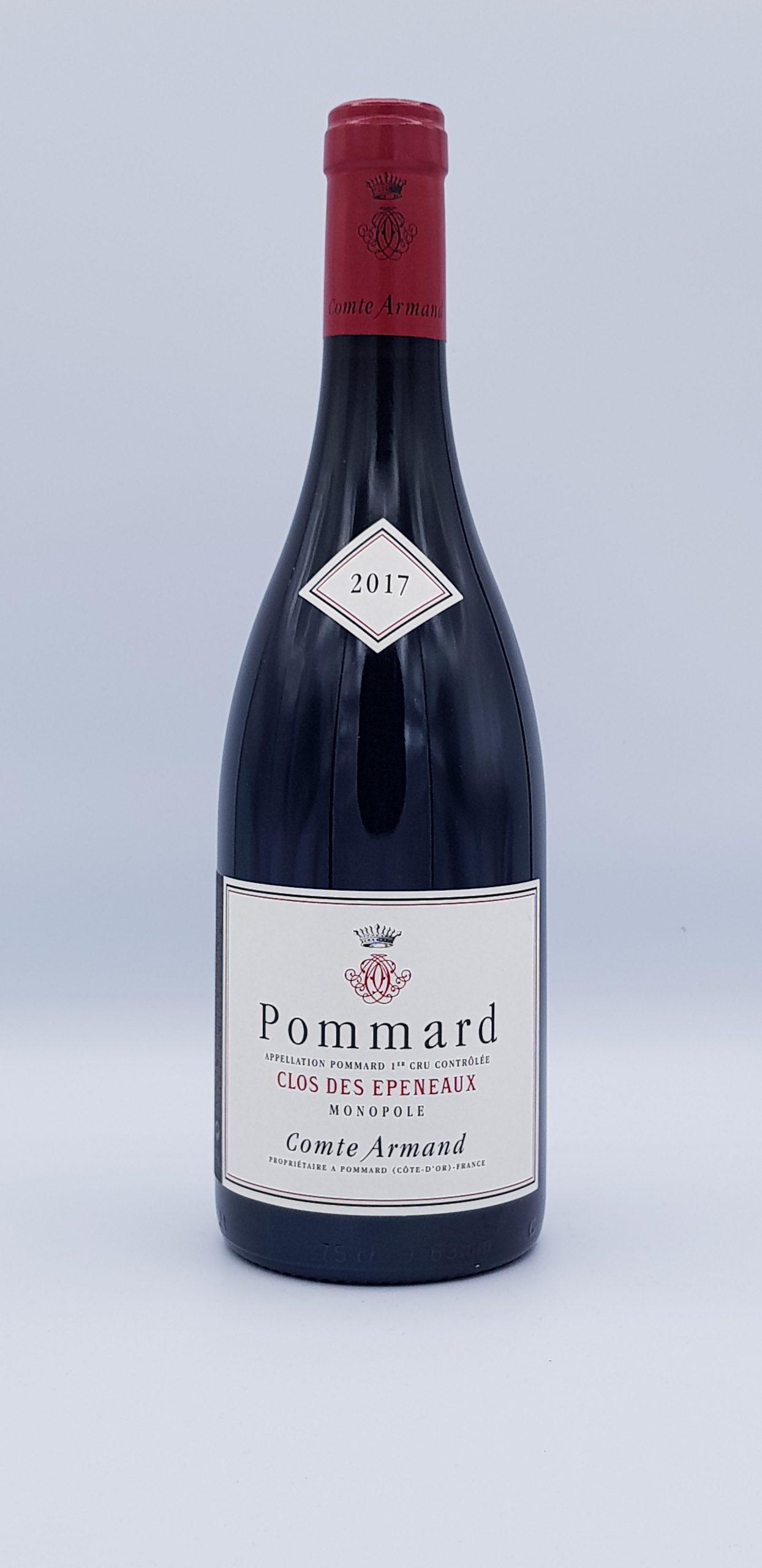 "Pommard 1er Cru ""Clos Des Epeneaux"" 2016 Rouge"