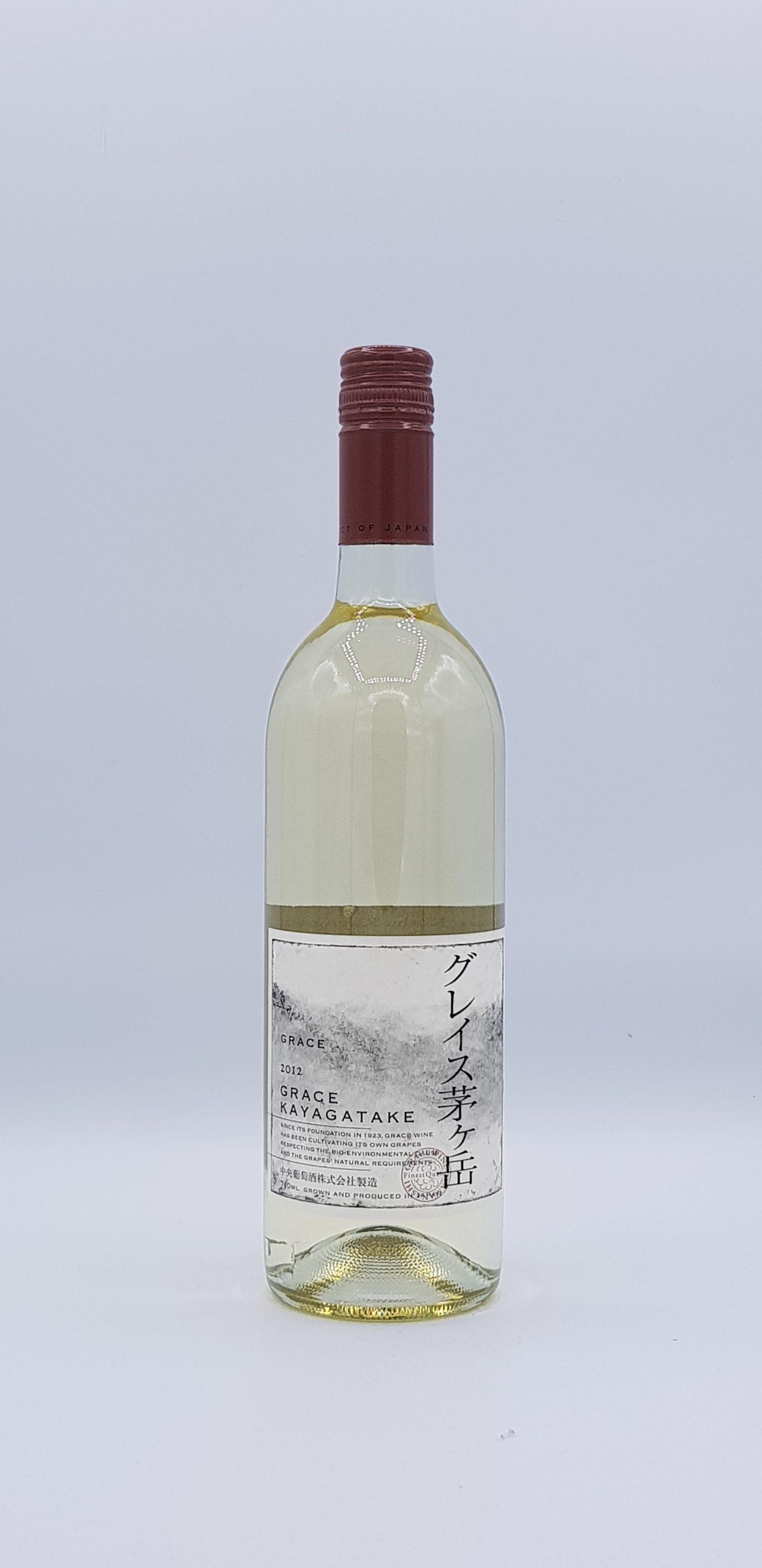 Japon Grace Koshu kayagatake 2012 Blanc