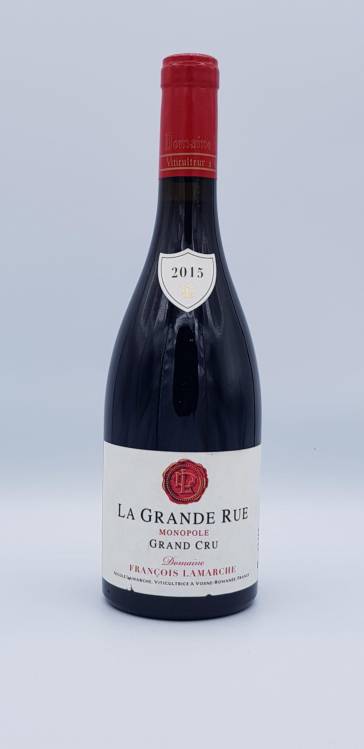 Grande Rue Grand Cru 2015 Rouge