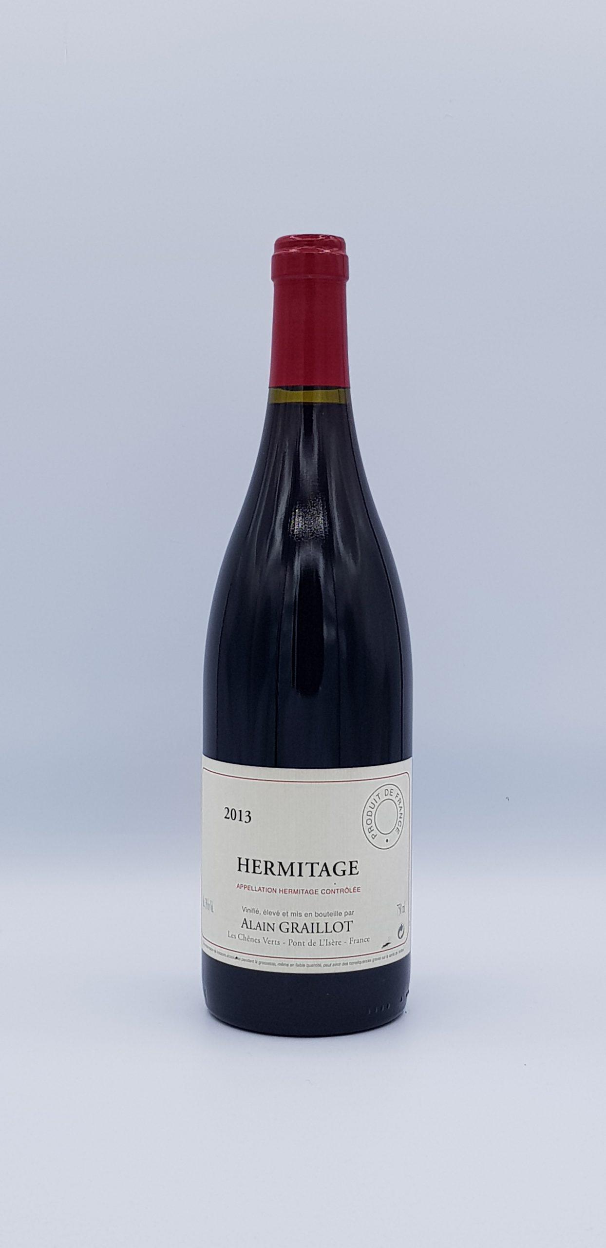 Hermitage Rouge 2013