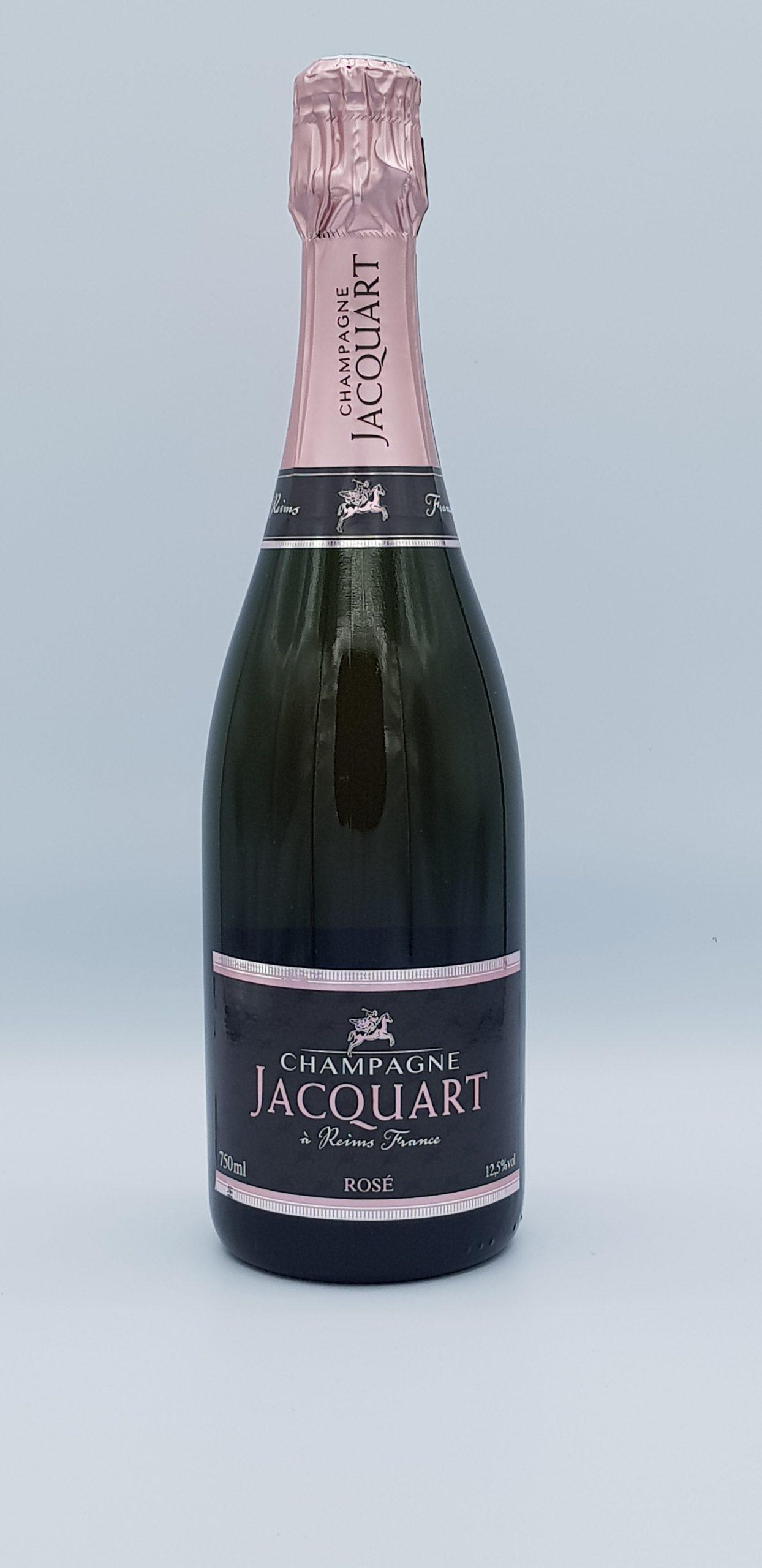 Champagne Jacquart Brut Rose