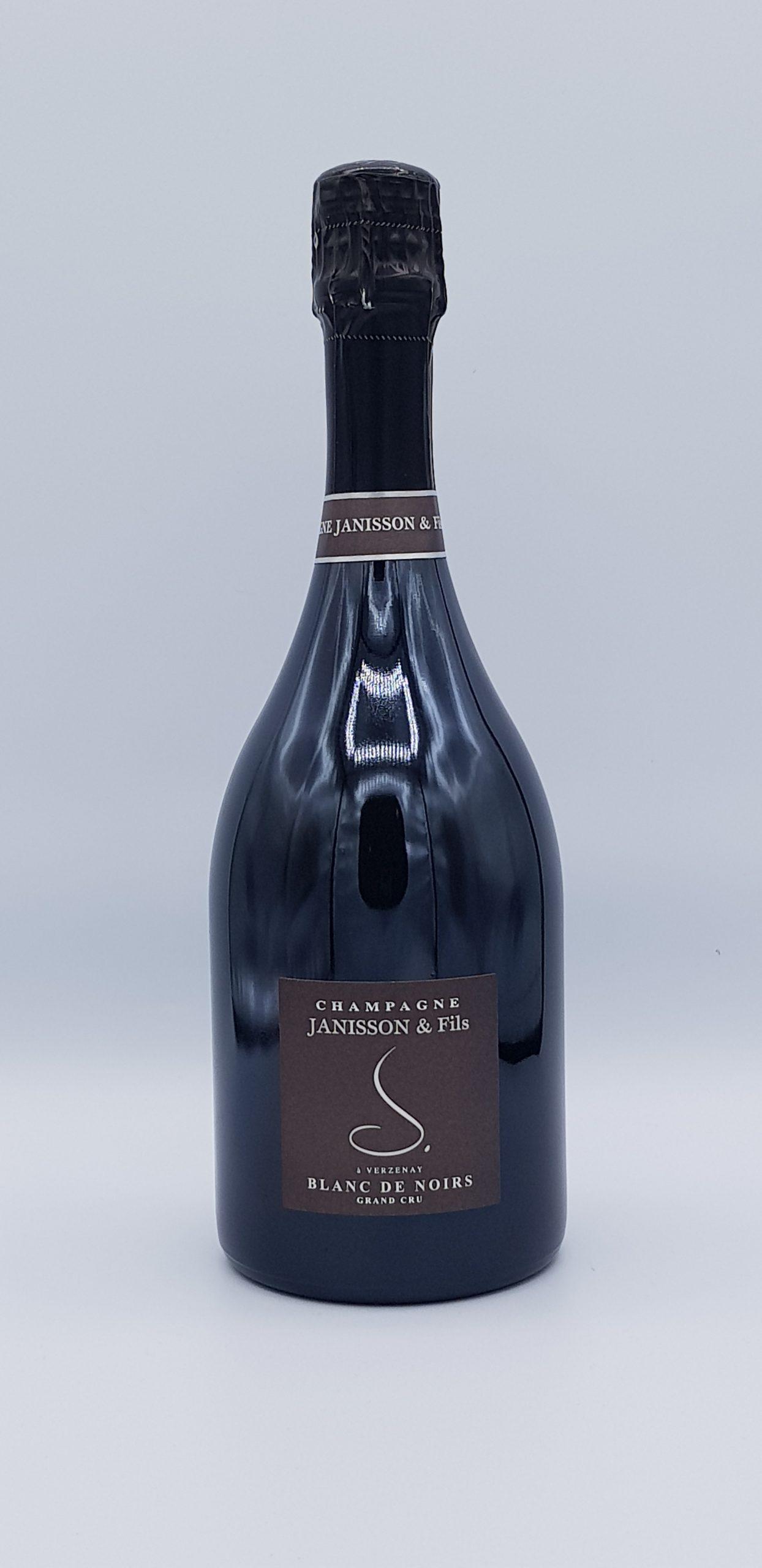Champagne Janisson Grand Cru Blanc De Noir