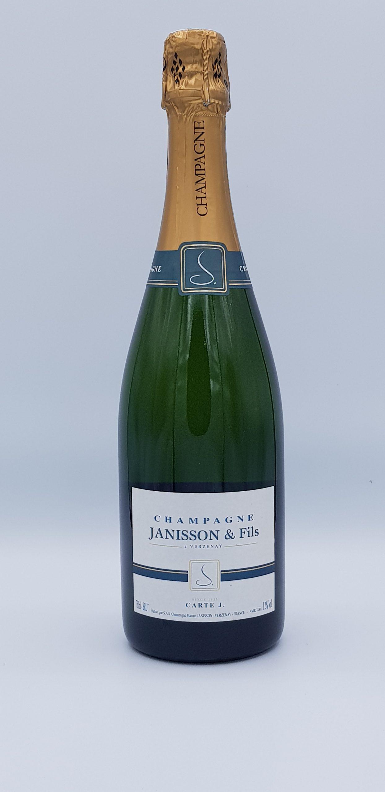Champagne Janisson Carte J