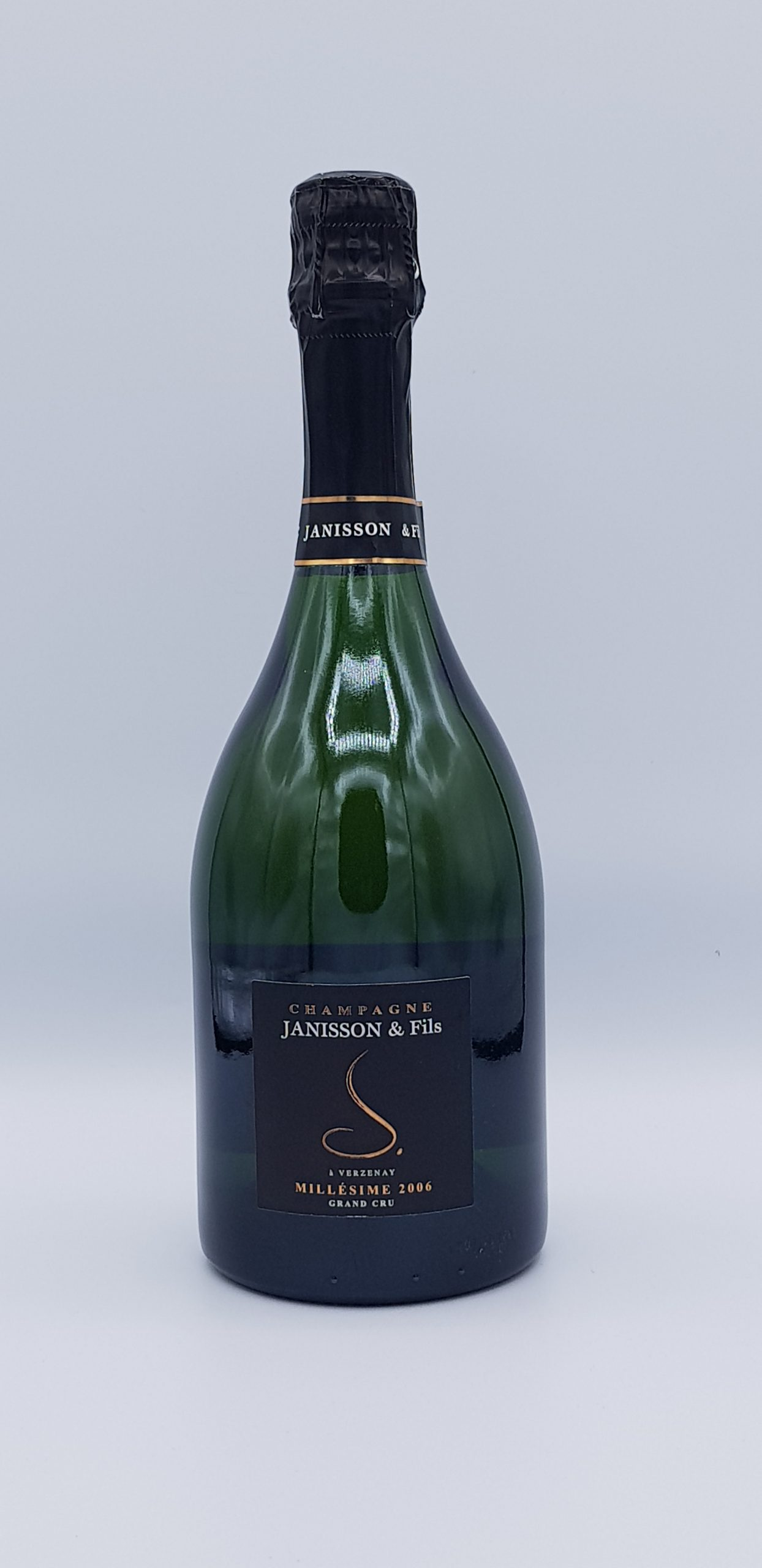 Champagne Janisson Grand Cru Millesime 2013