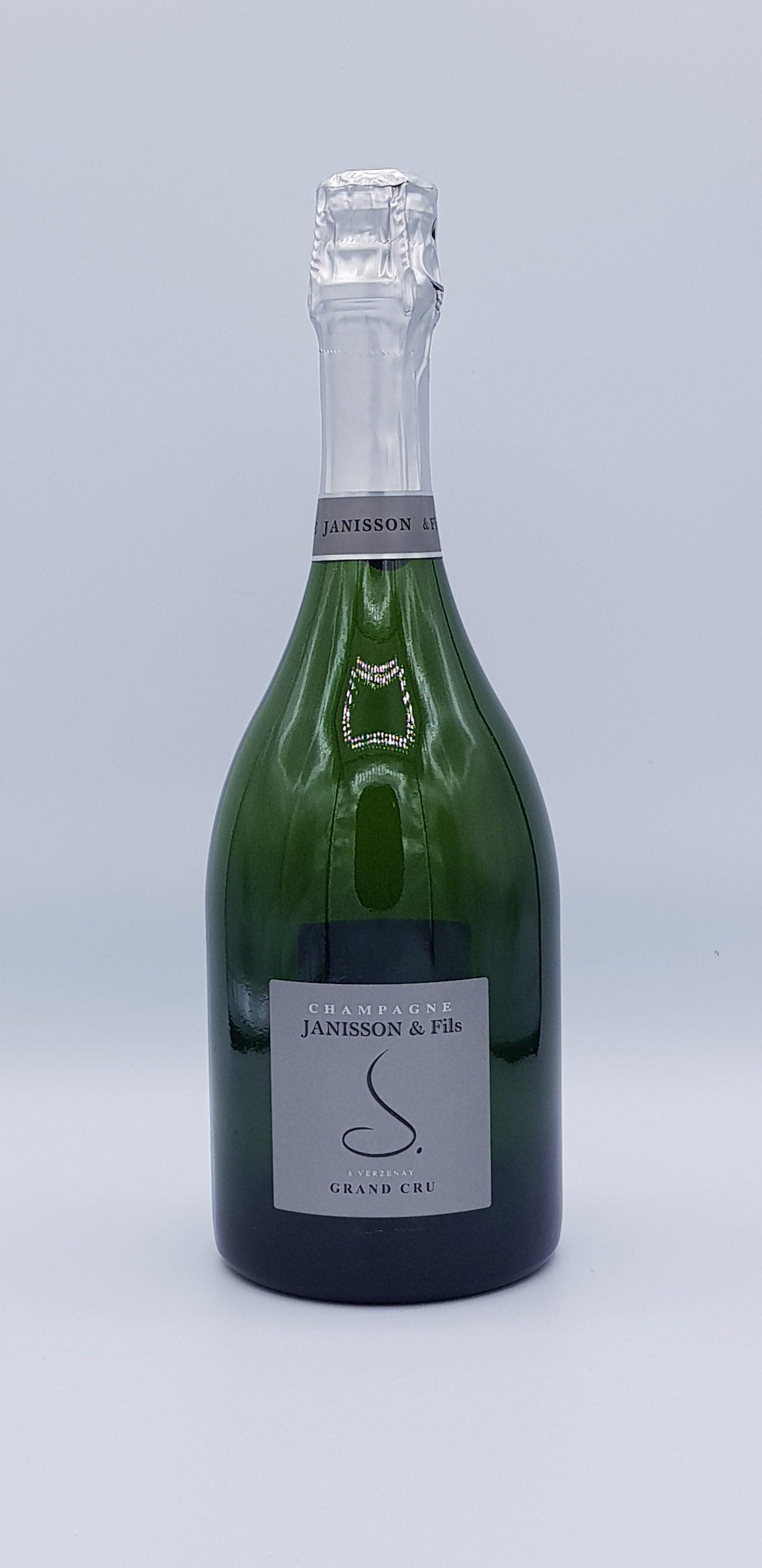 Champagne  Janisson Grand Cru