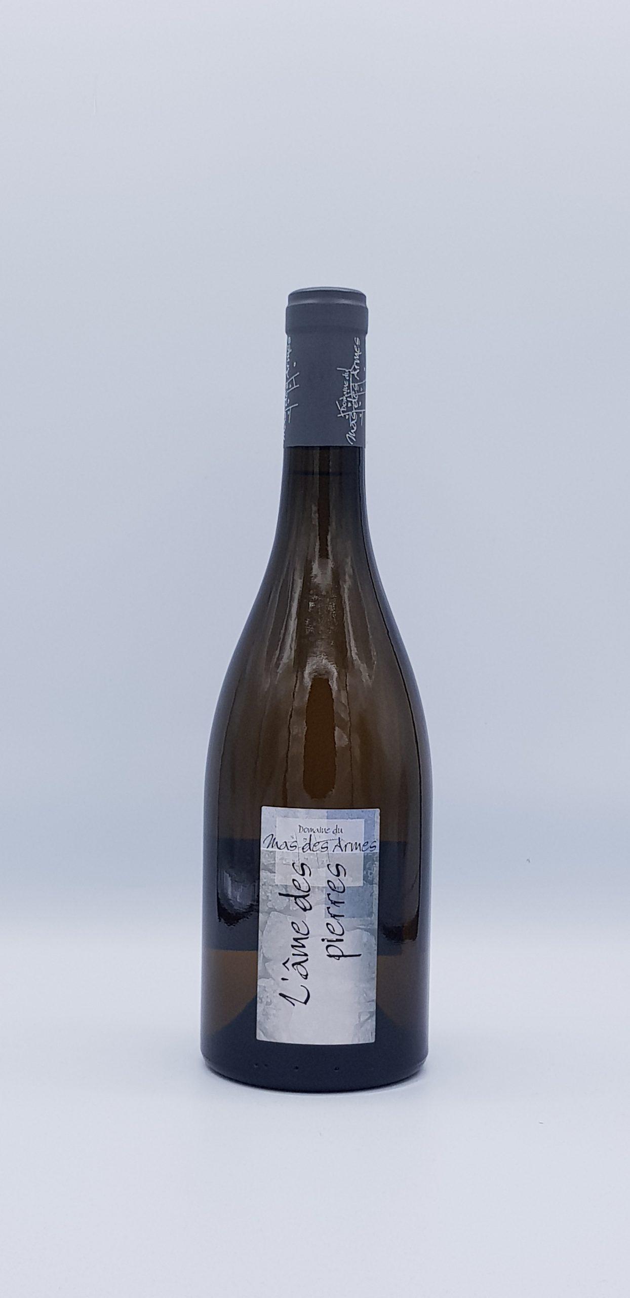 """Languedoc """"L'Ames Des Pierres"""" 2014 Blanc"""