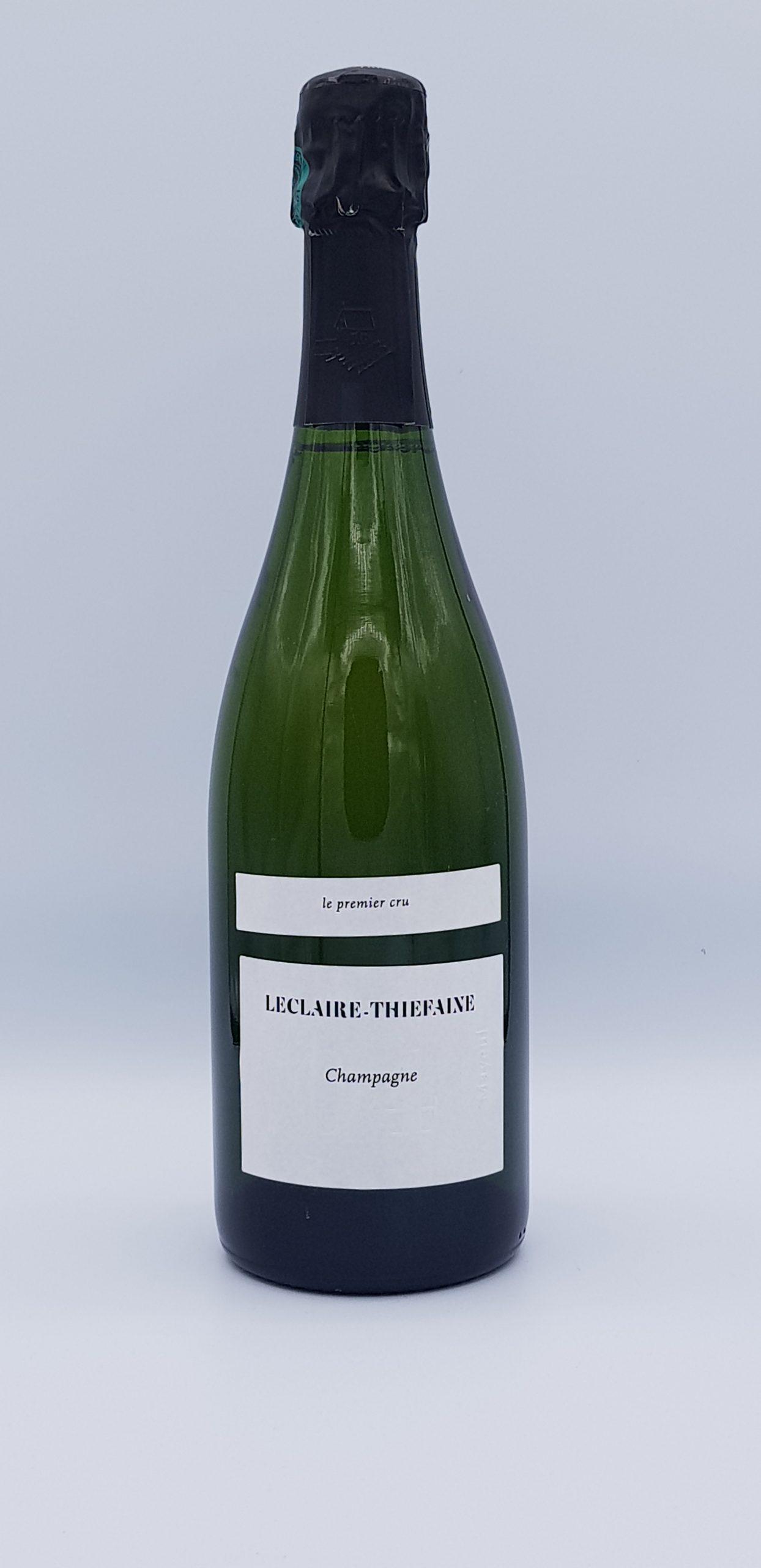 Champagne Leclaire Thiephaine 1Er Cru Cuvee Mayeul 04