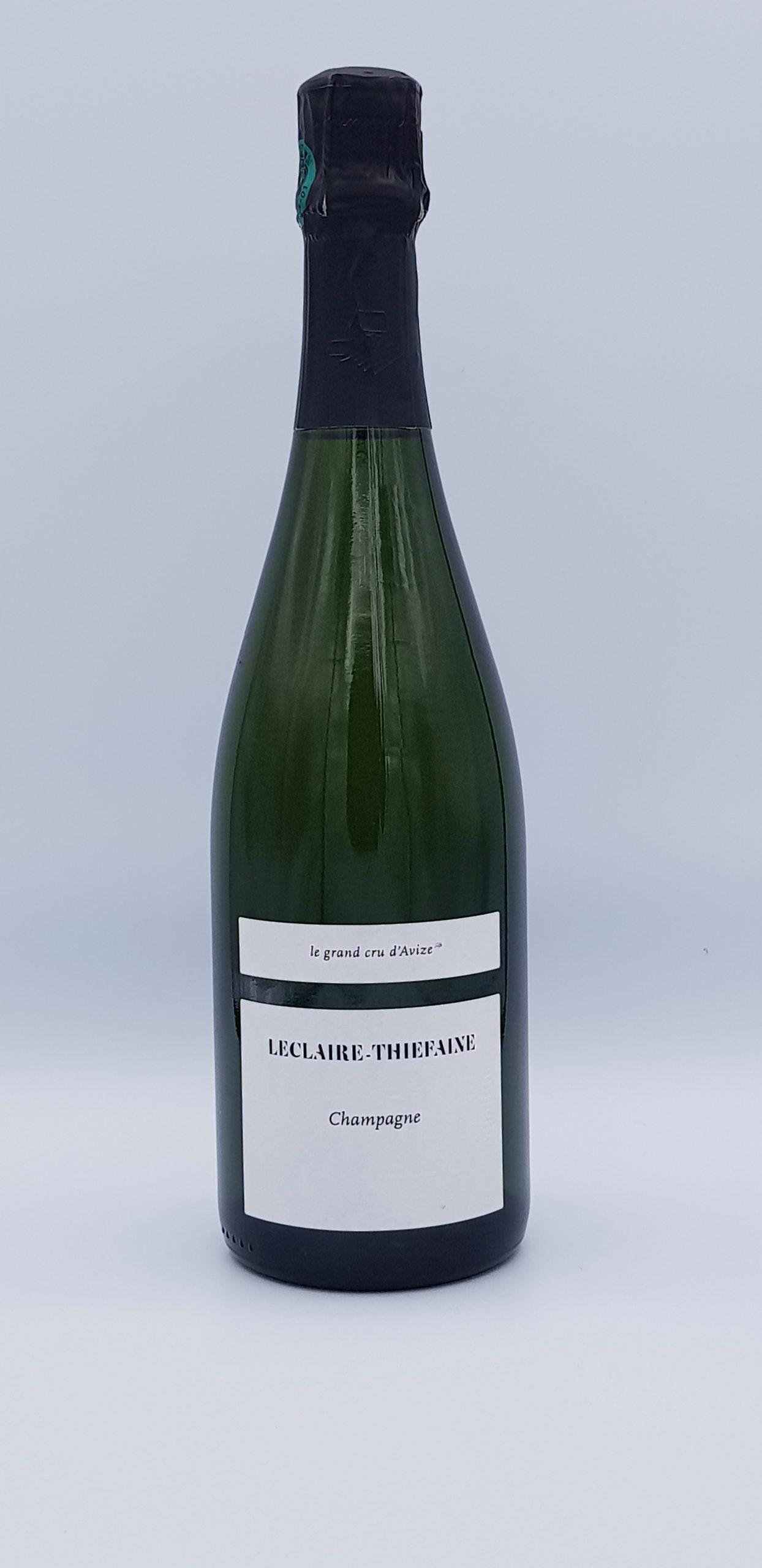Champagne Leclaire Thiephaine Cuvee Apolline 01