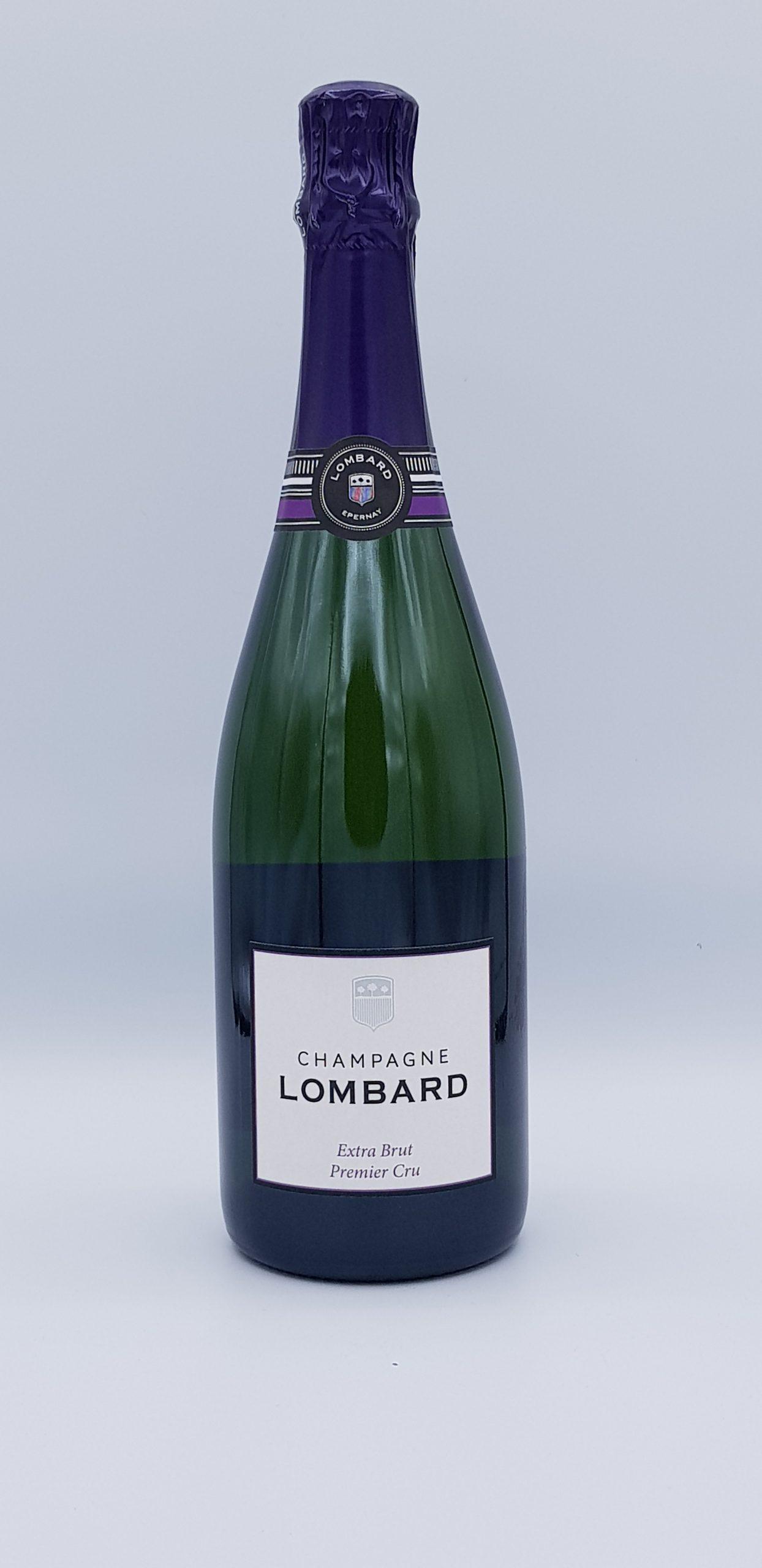 Champagne Lombard Brut 1Er Cru Extra Brut