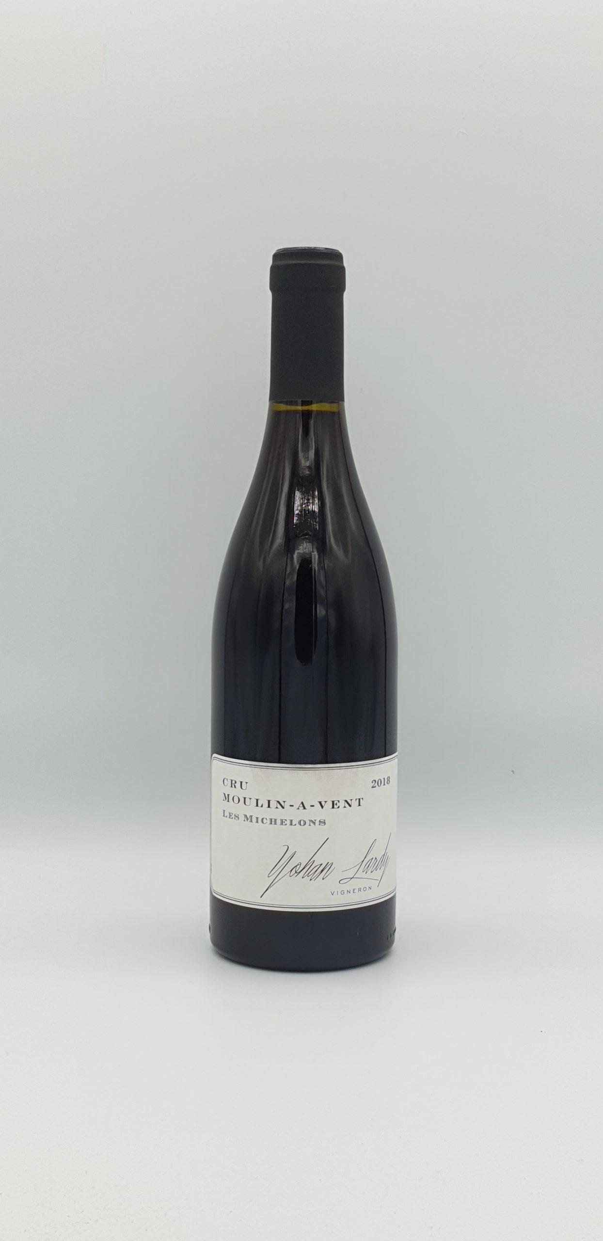 """Bourgogne Moulin A Vent """"Les Michelons"""" 2018"""