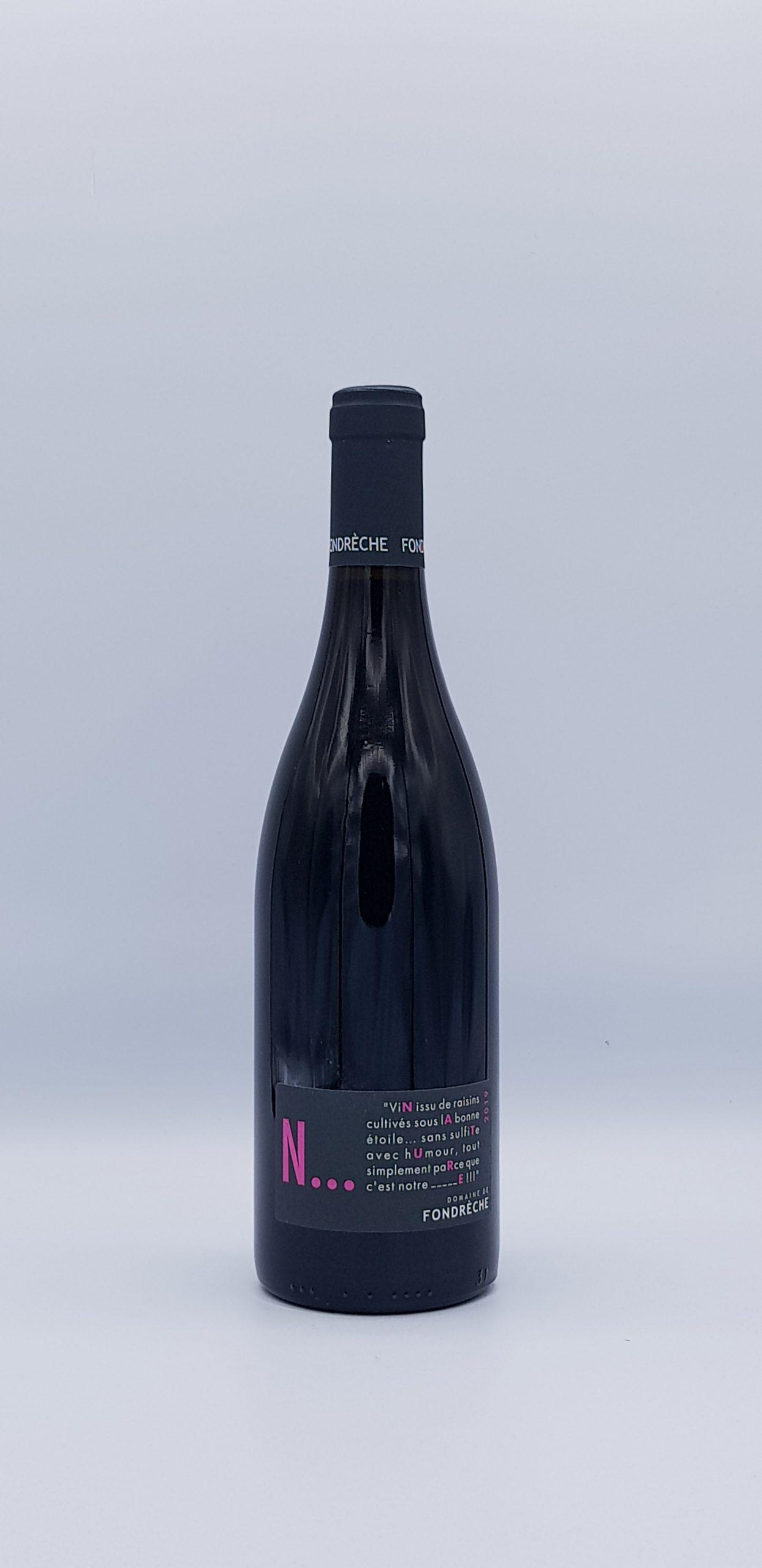 Côtes du Ventoux N…. 2019 Rouge