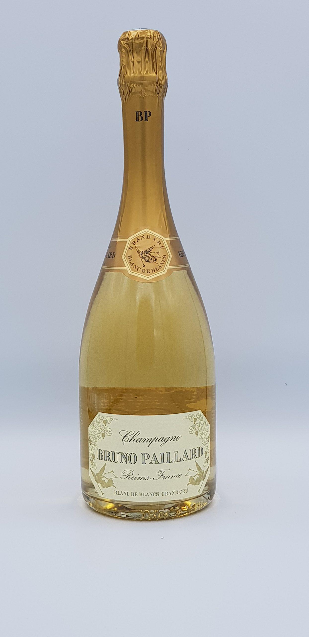 Champagne B Paillard Blanc De Blanc Grand Cru