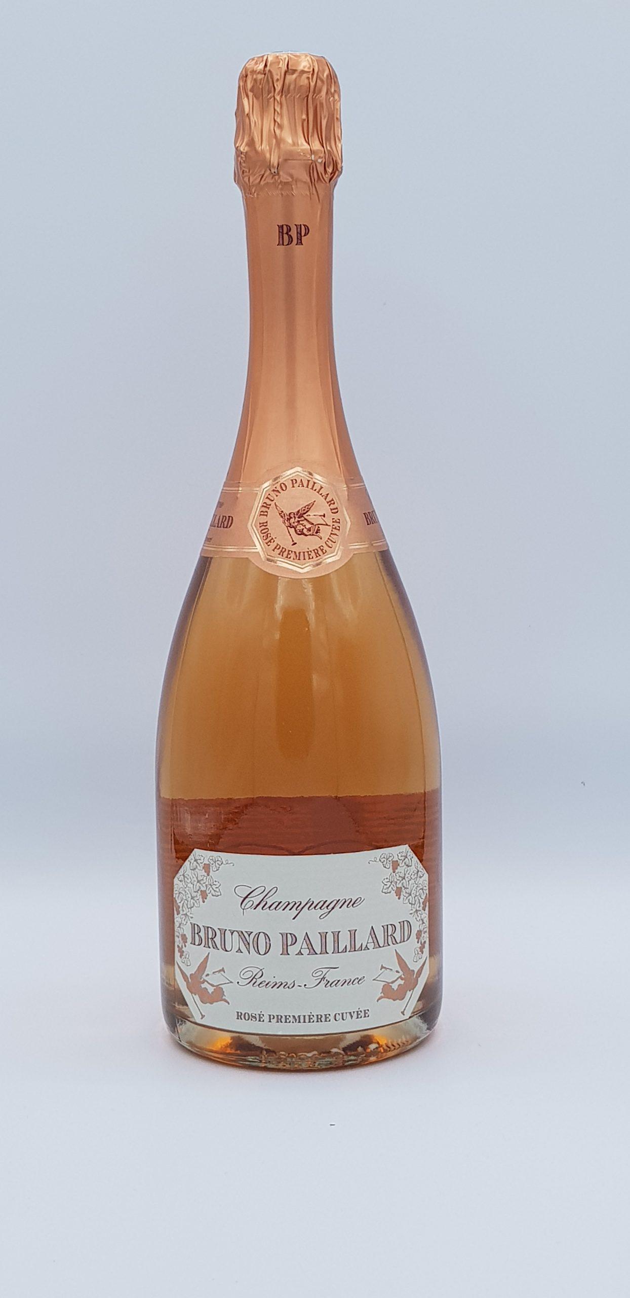Champagne B Paillard 1Ere Cuvee Rosee