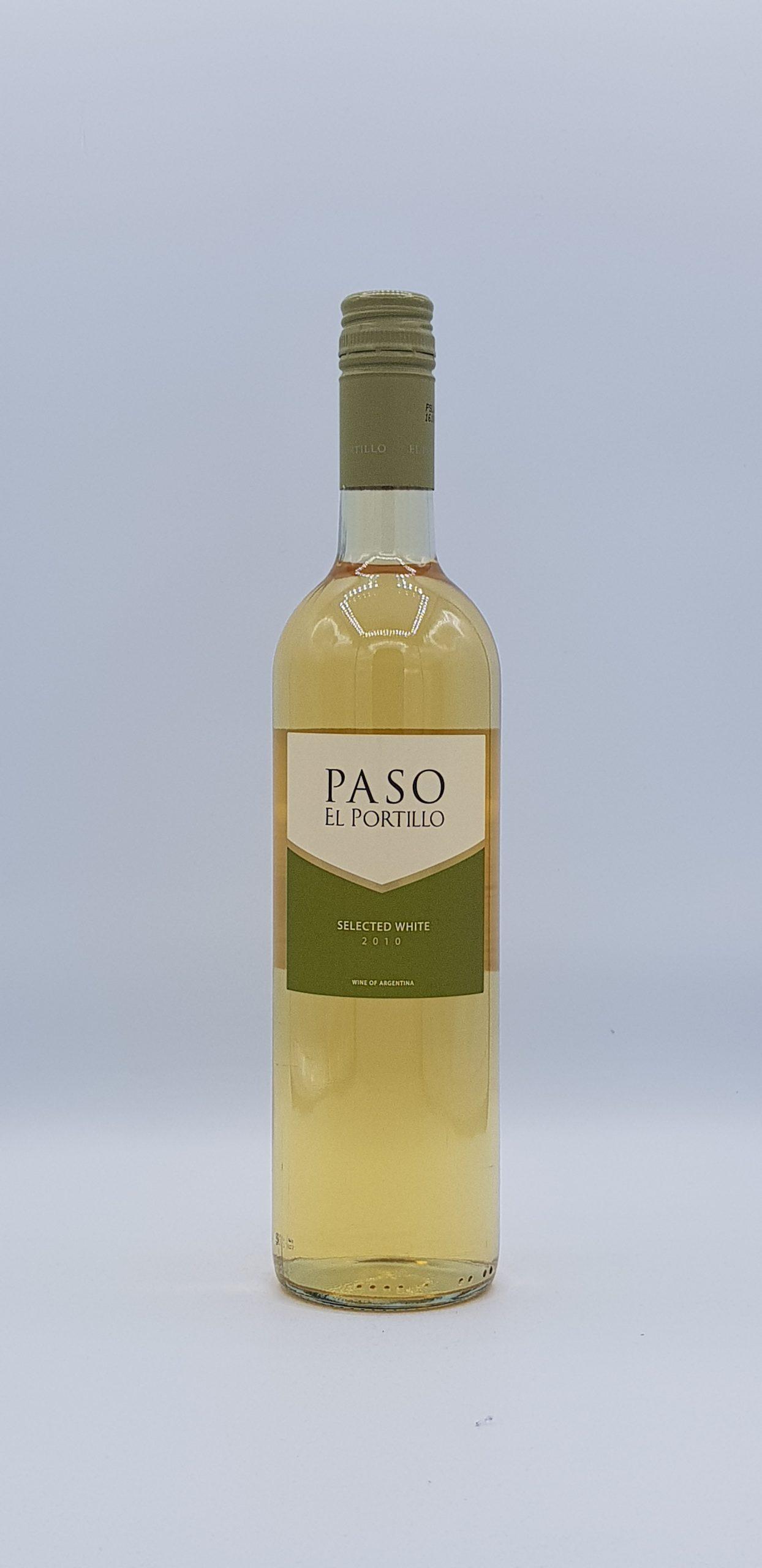 Paso El Portillo 2010 White Selection