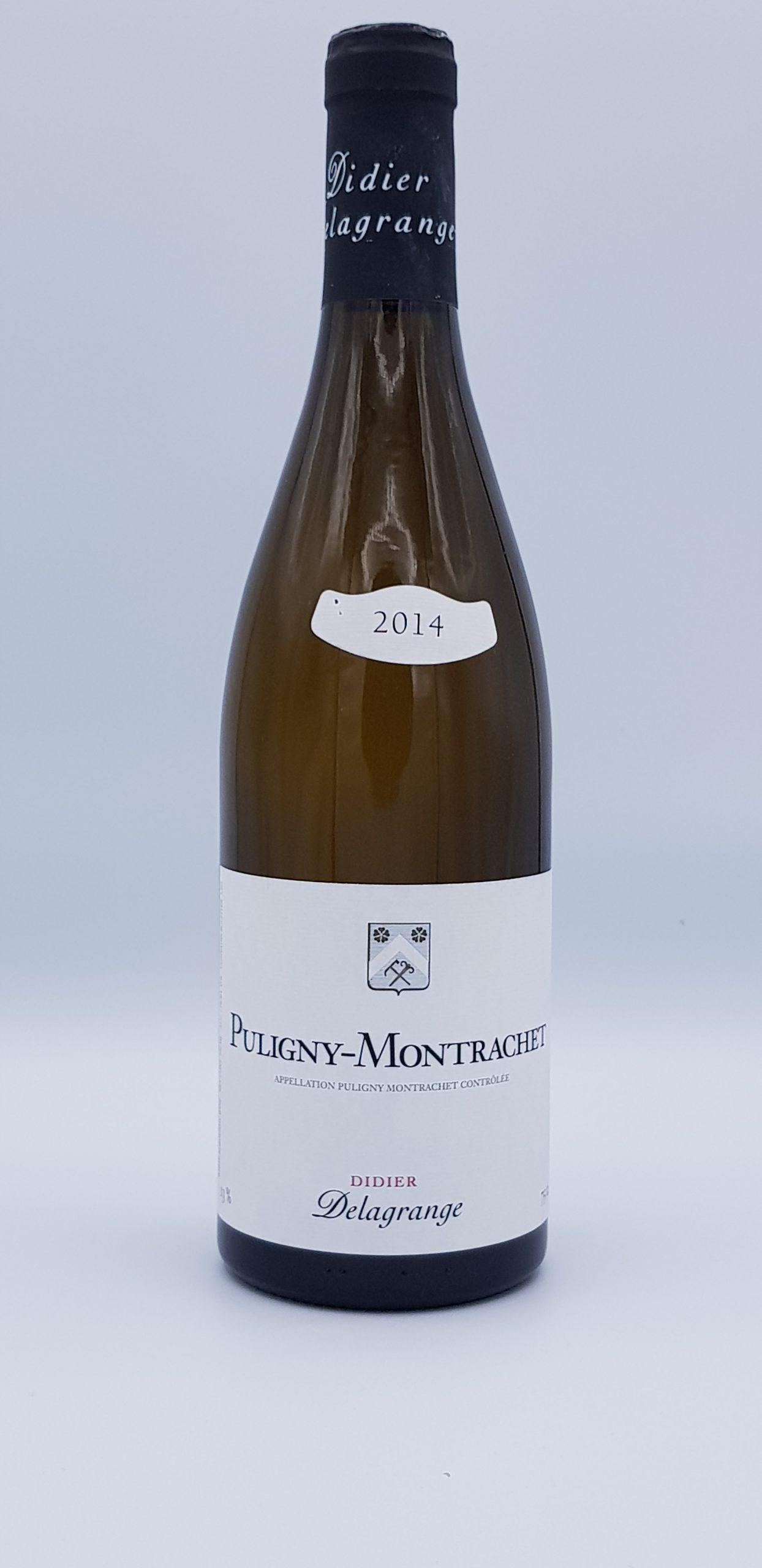 Puligny Montrachet 2014 Blanc