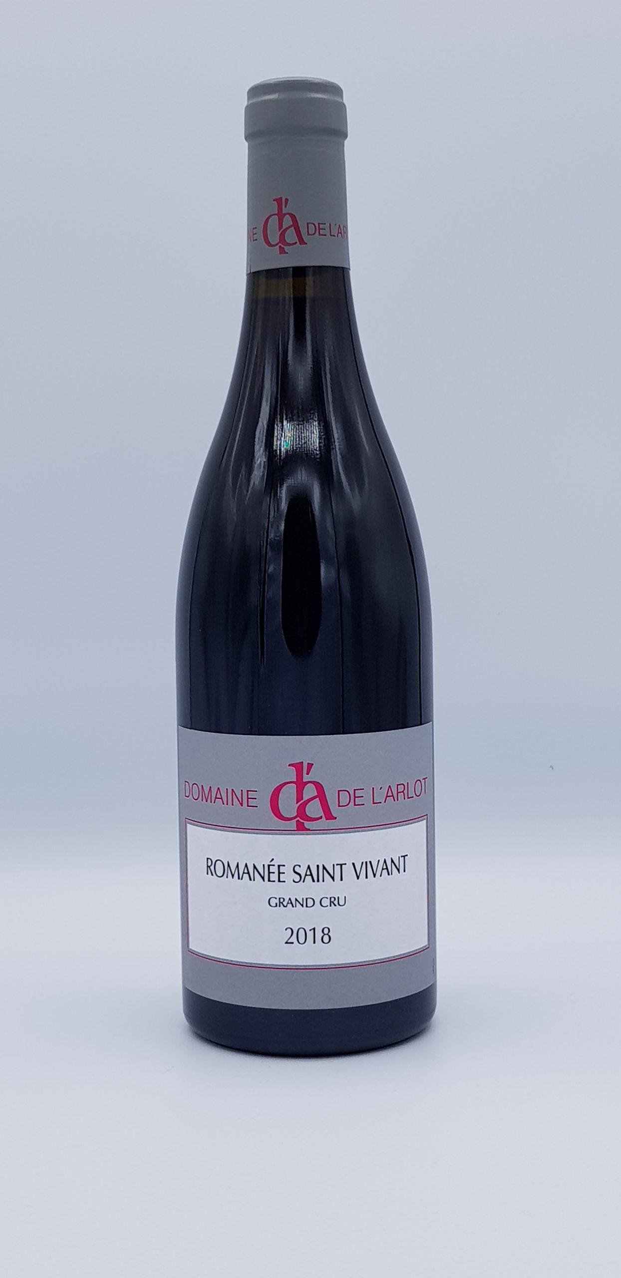 Romanée Saint Vivant Grand Cru 2018 Rouge