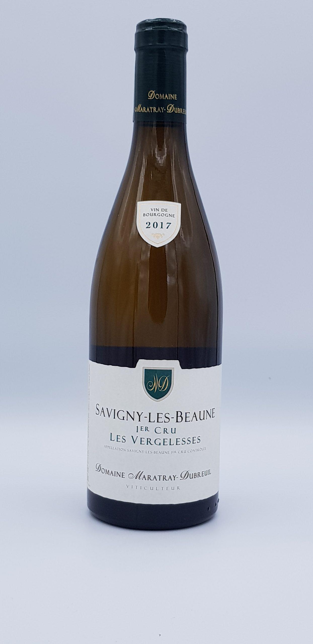 "Savigny Les Beaune 1er Cru ""Les Vergelessees"" 2017 Blanc"
