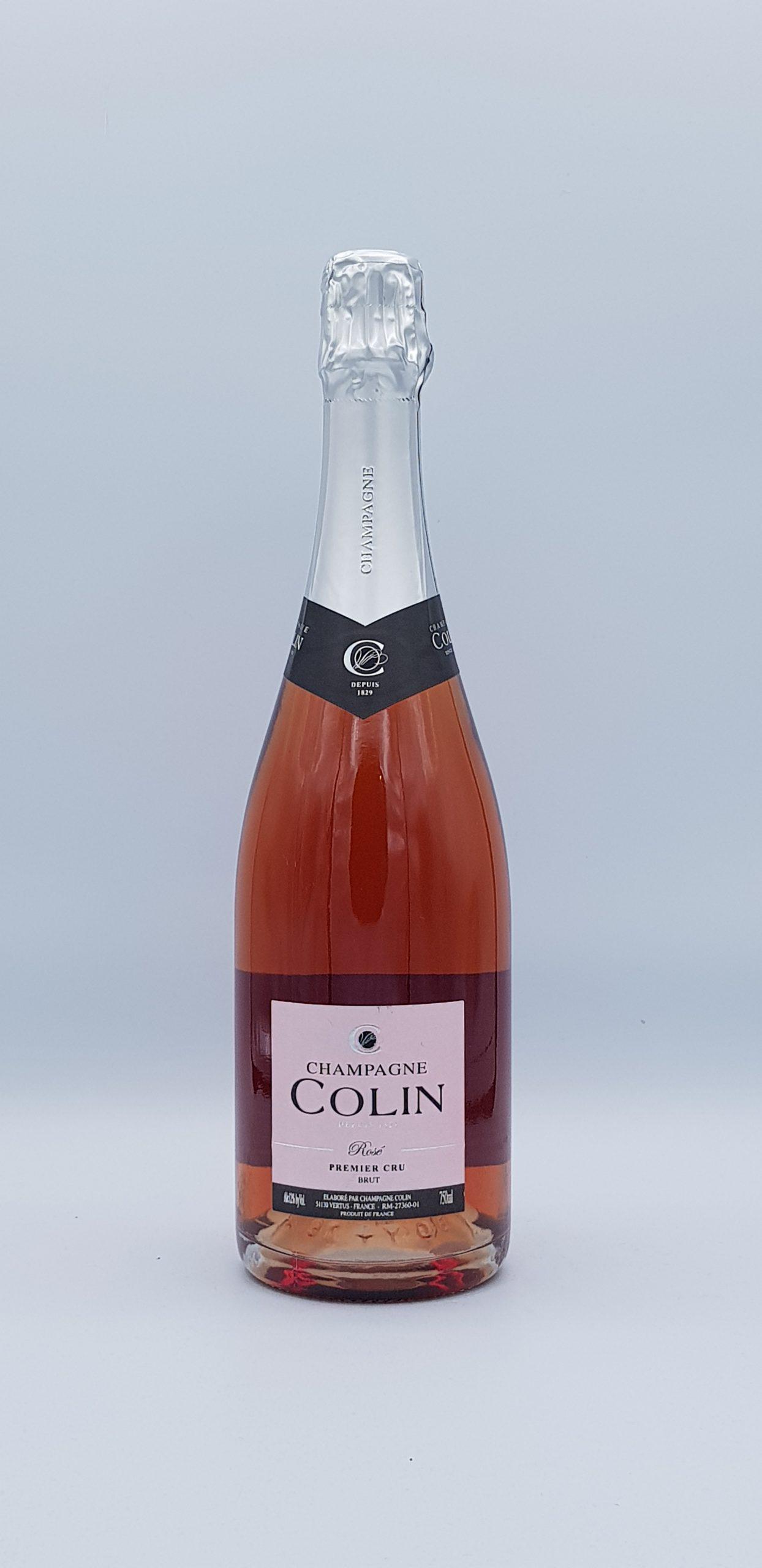 Champagne Colin Rose