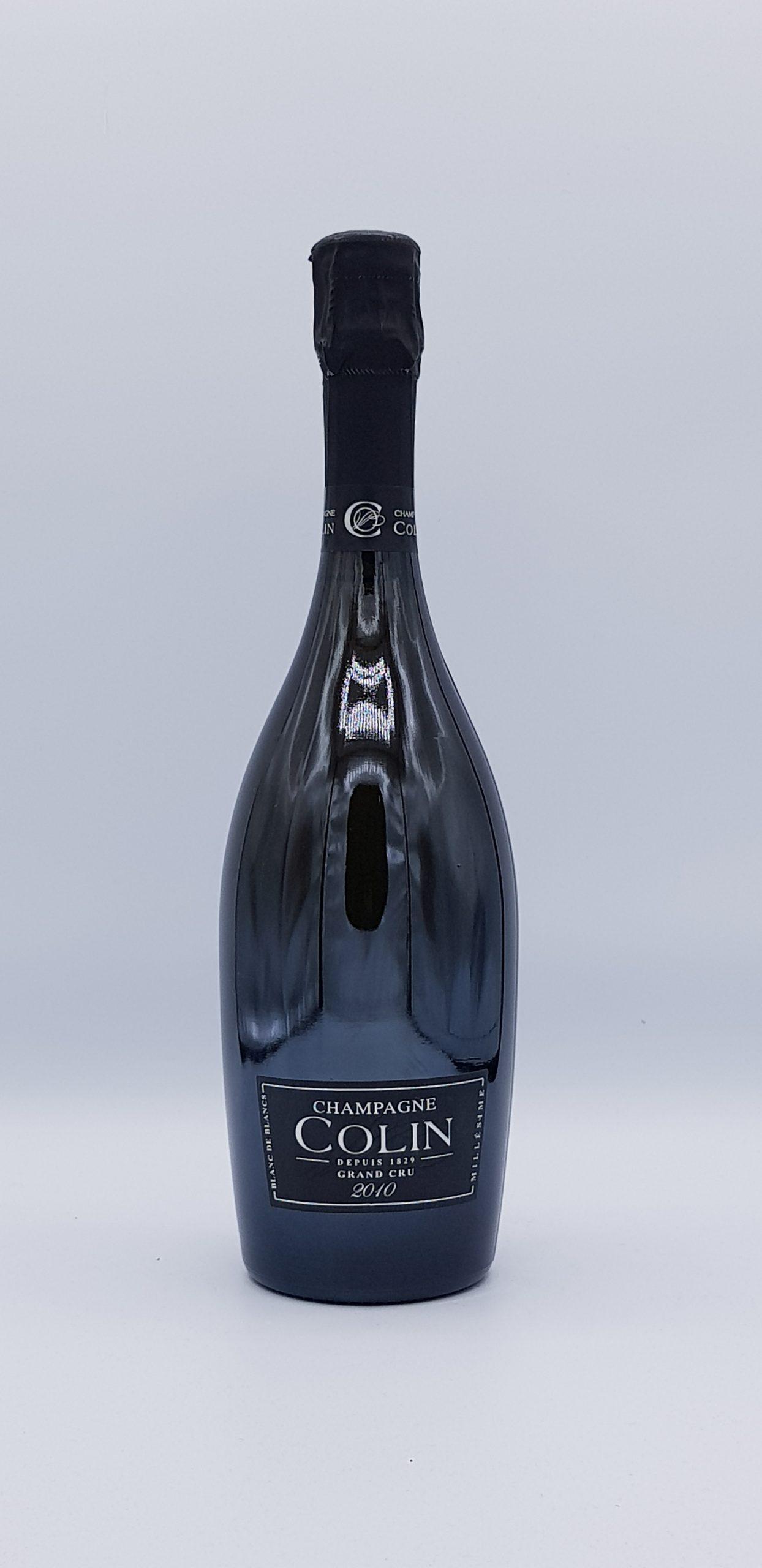 Champagne Colin Gc Millesime 2011