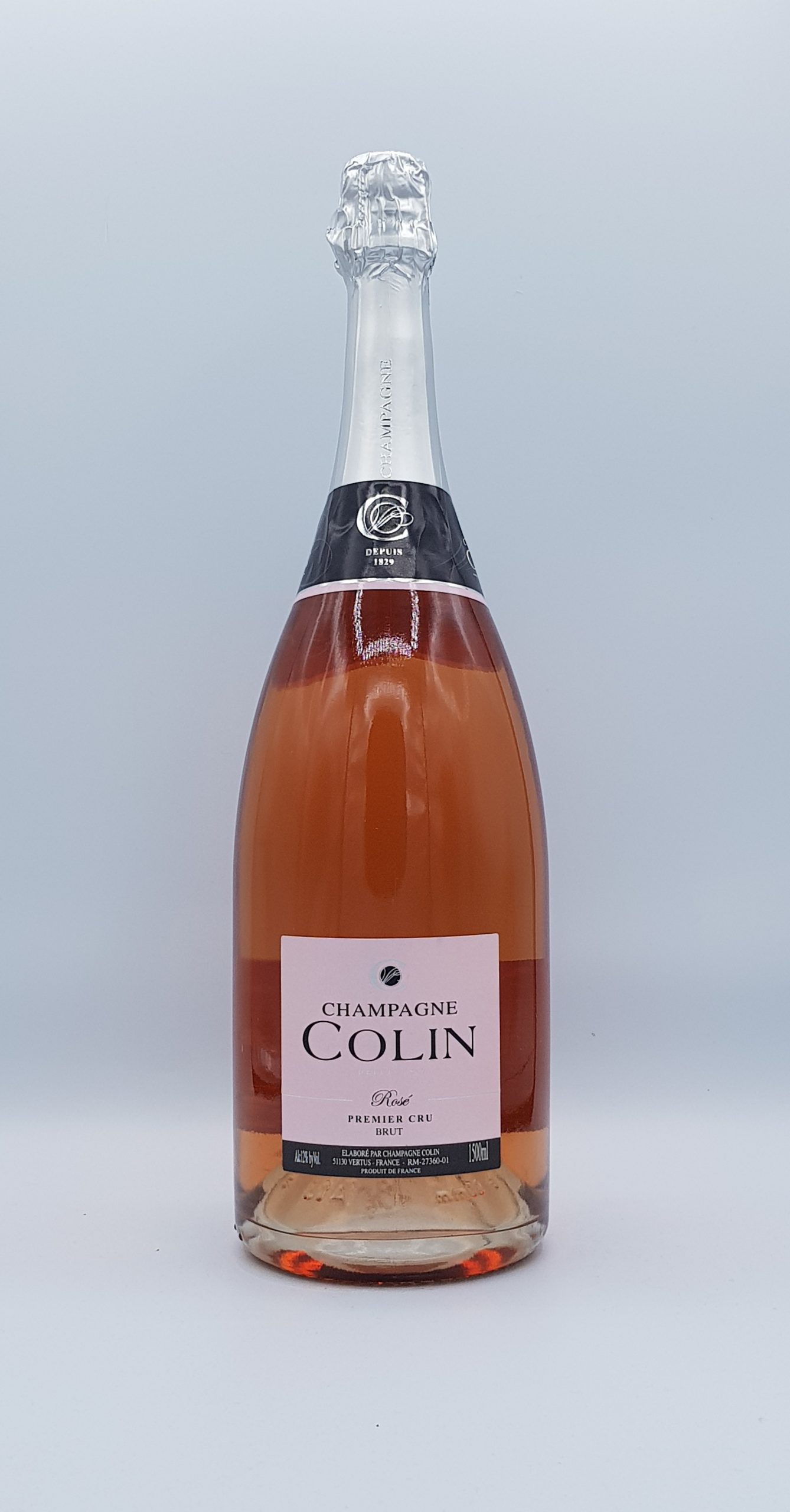 Magnum Champagne Colin Rose