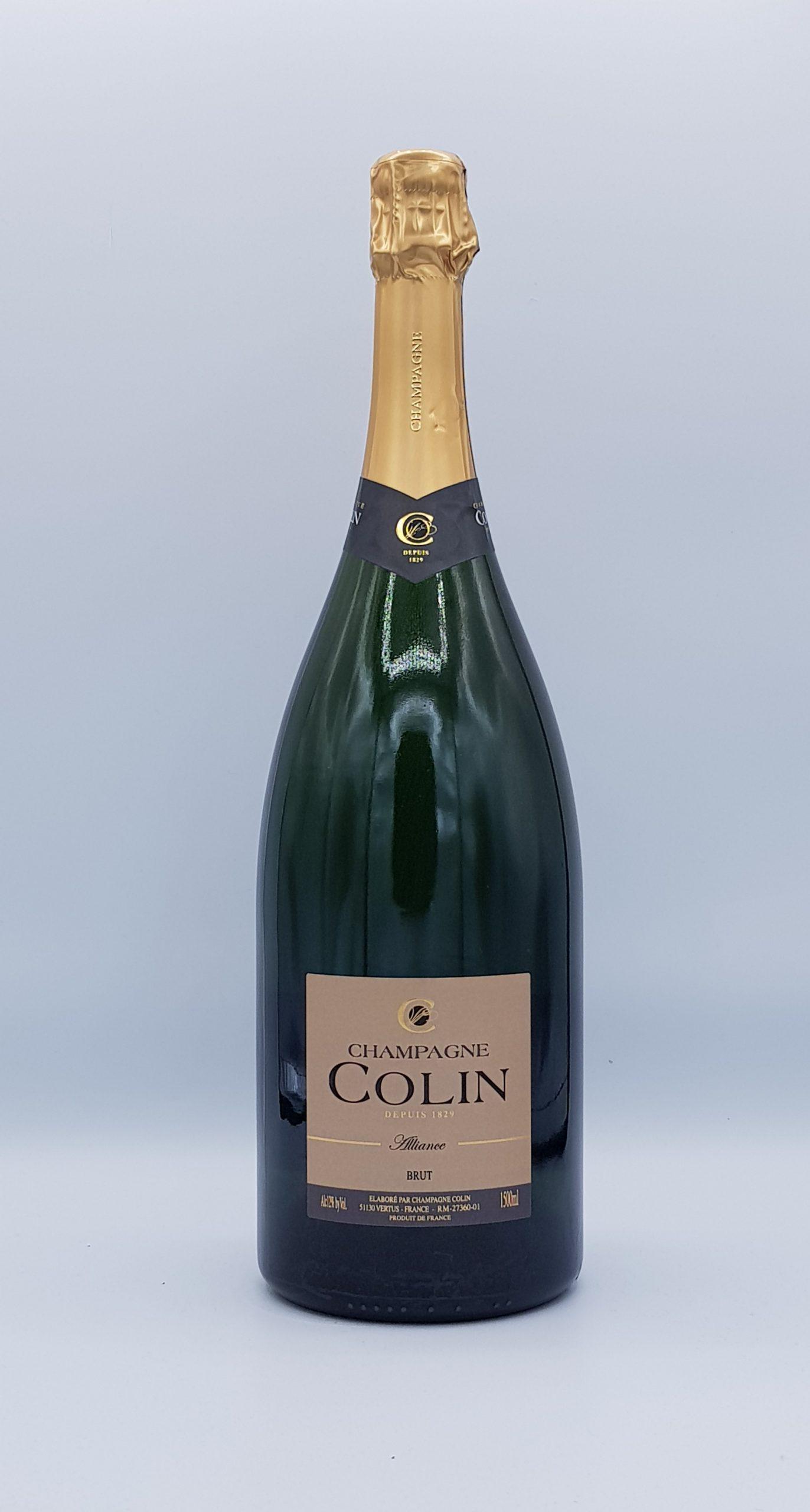 Magnum Champagne Colin Alliance