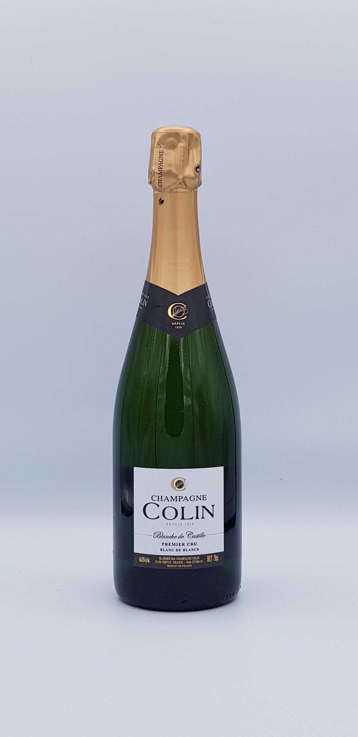 Champagne Colin Blanche De Castille 1Er Cru